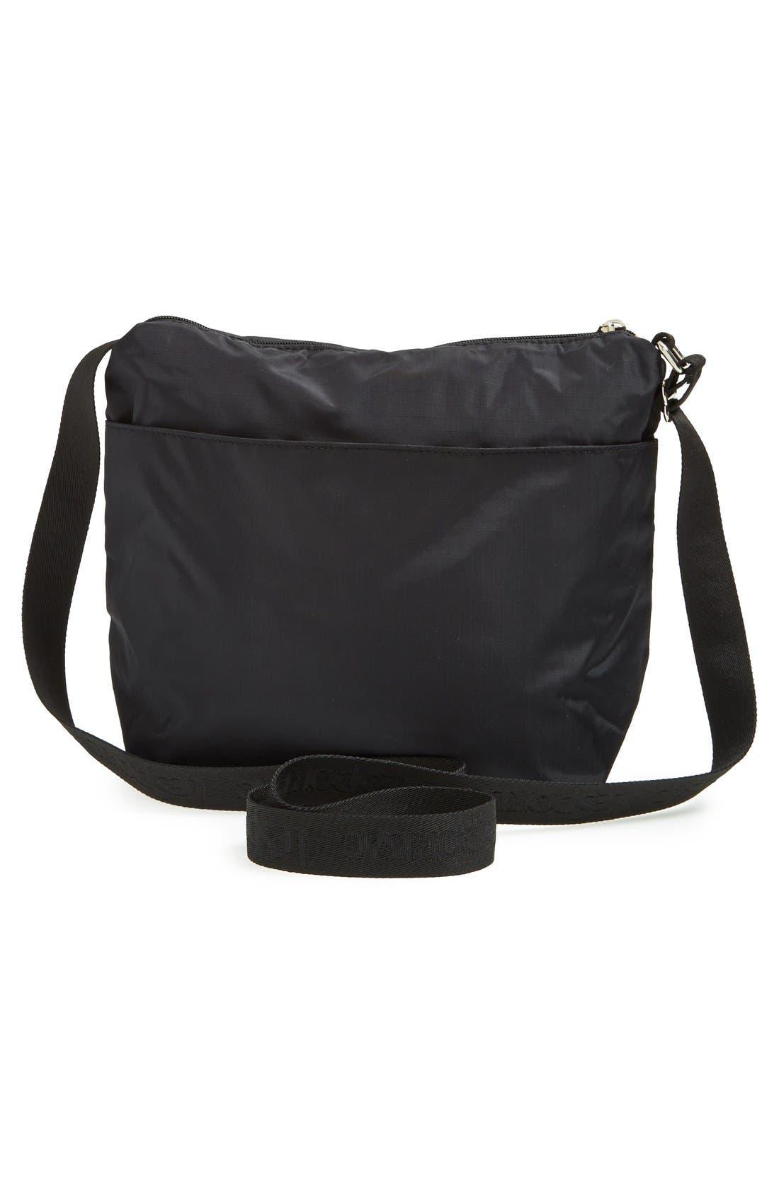 LESPORTSAC,                             'Small Cleo' Crossbody Bag,                             Alternate thumbnail 6, color,                             002