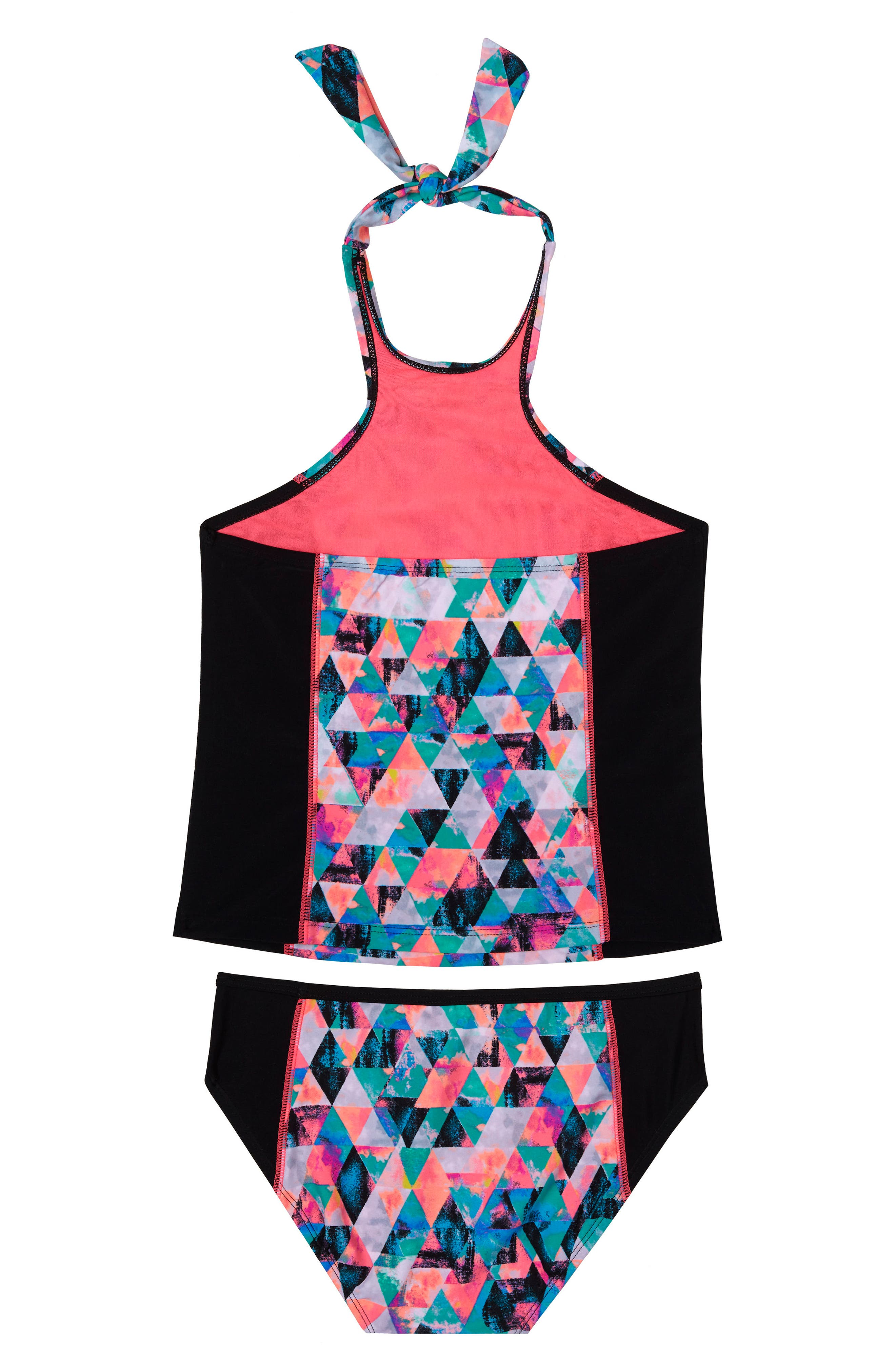 Kaleidoscope Daydream Two-Piece Swimsuit,                             Alternate thumbnail 2, color,                             005