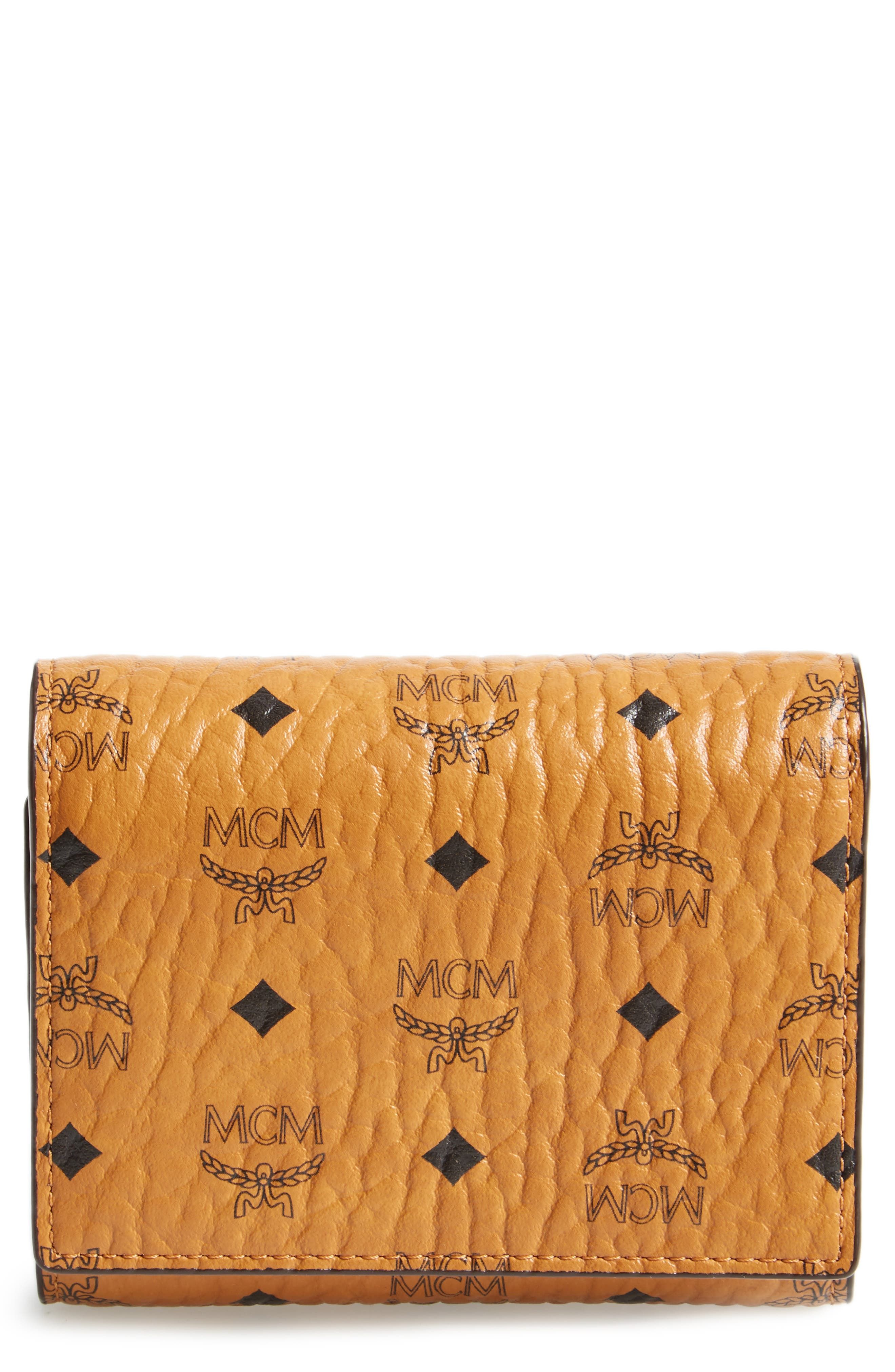 Color Visetos Trifold Wallet,                         Main,                         color, 210