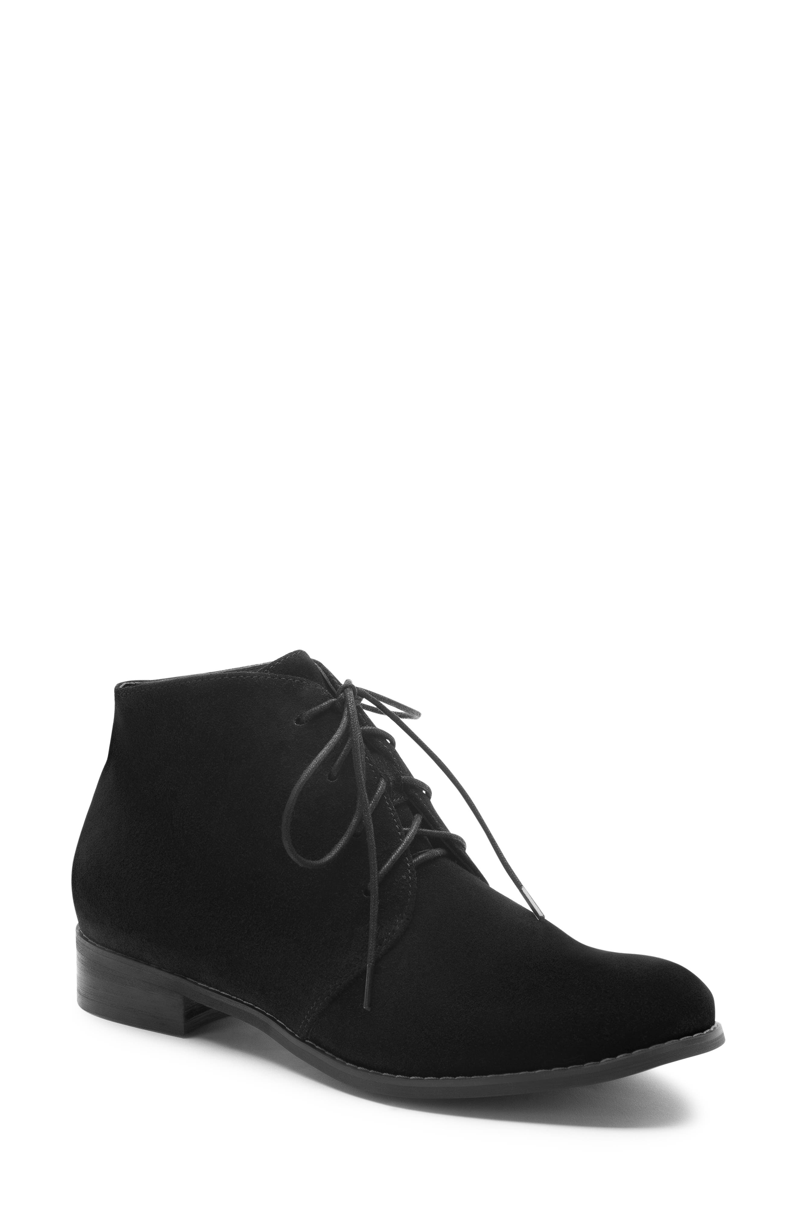 Blondo Rayann Waterproof Desert Boot- Black