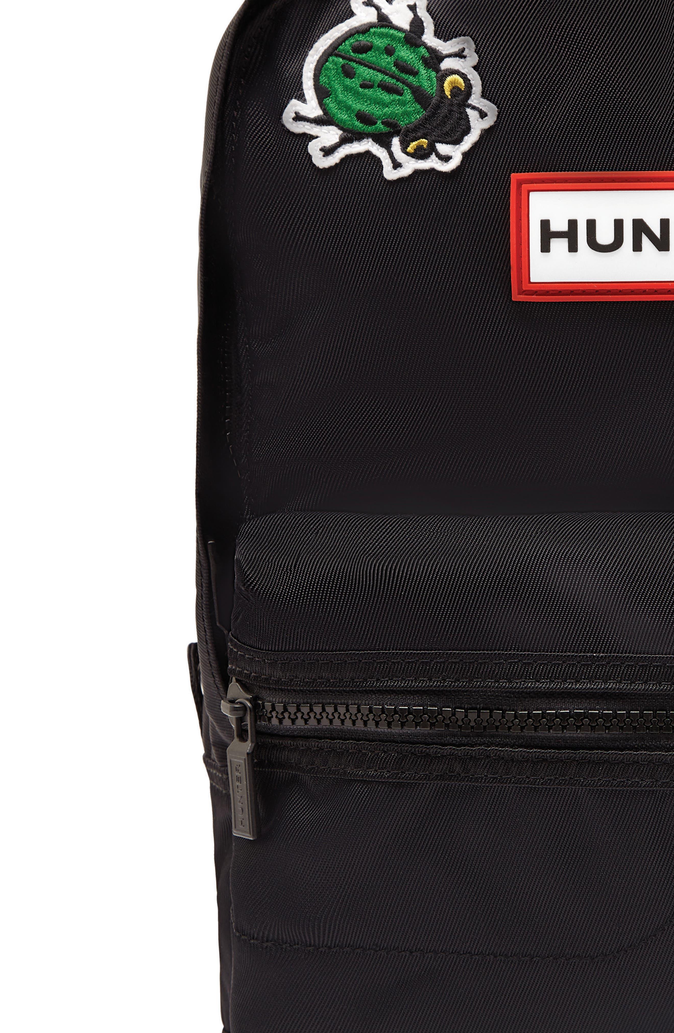 Original Ladybug Water Resistant Backpack,                             Alternate thumbnail 4, color,                             LADYBIRD PRINT