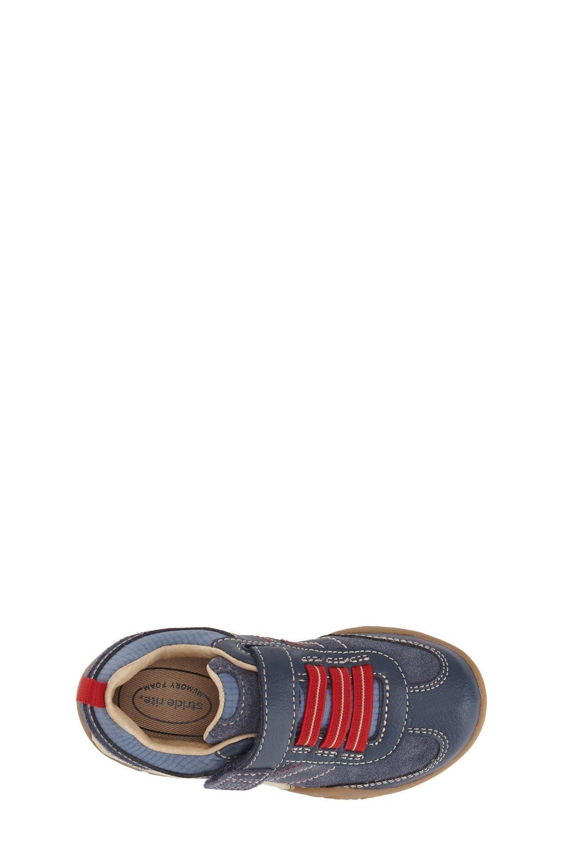 'SRT Prescott' Sneaker,                             Alternate thumbnail 9, color,                             BLUE