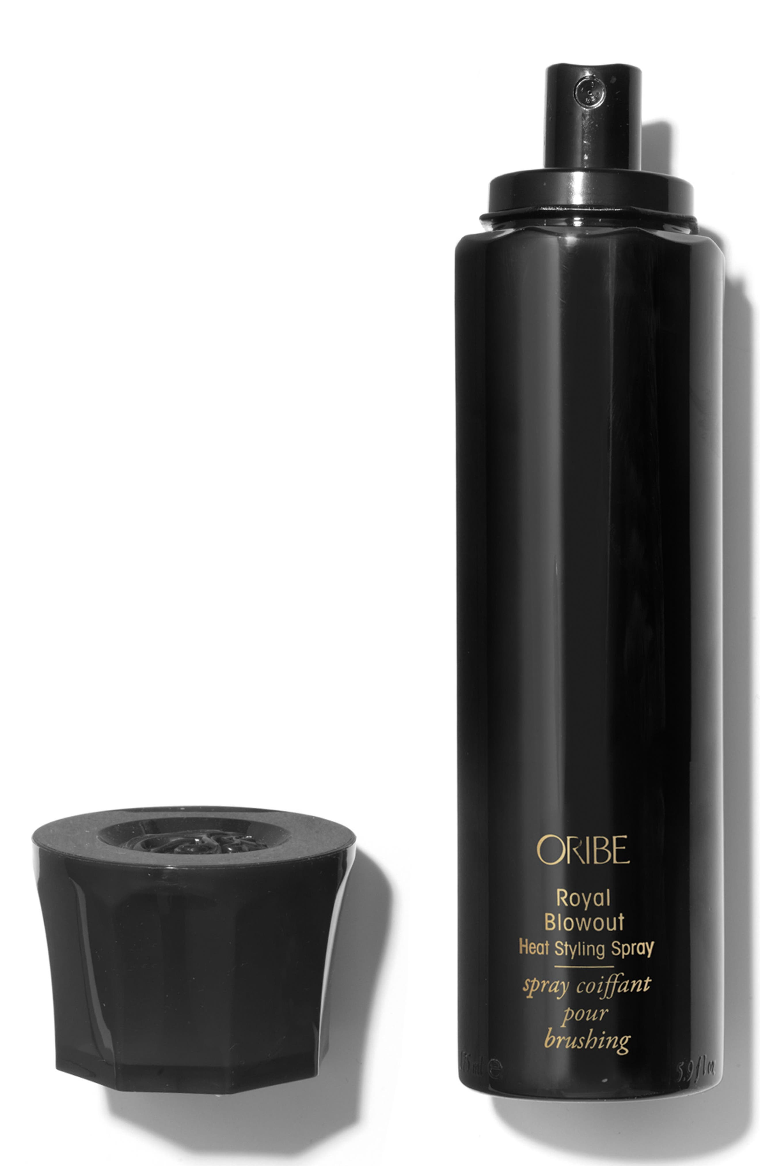 SPACE.NK.apothecary Oribe Royal Blowout Heat Styling Spray,                             Alternate thumbnail 3, color,                             NO COLOR