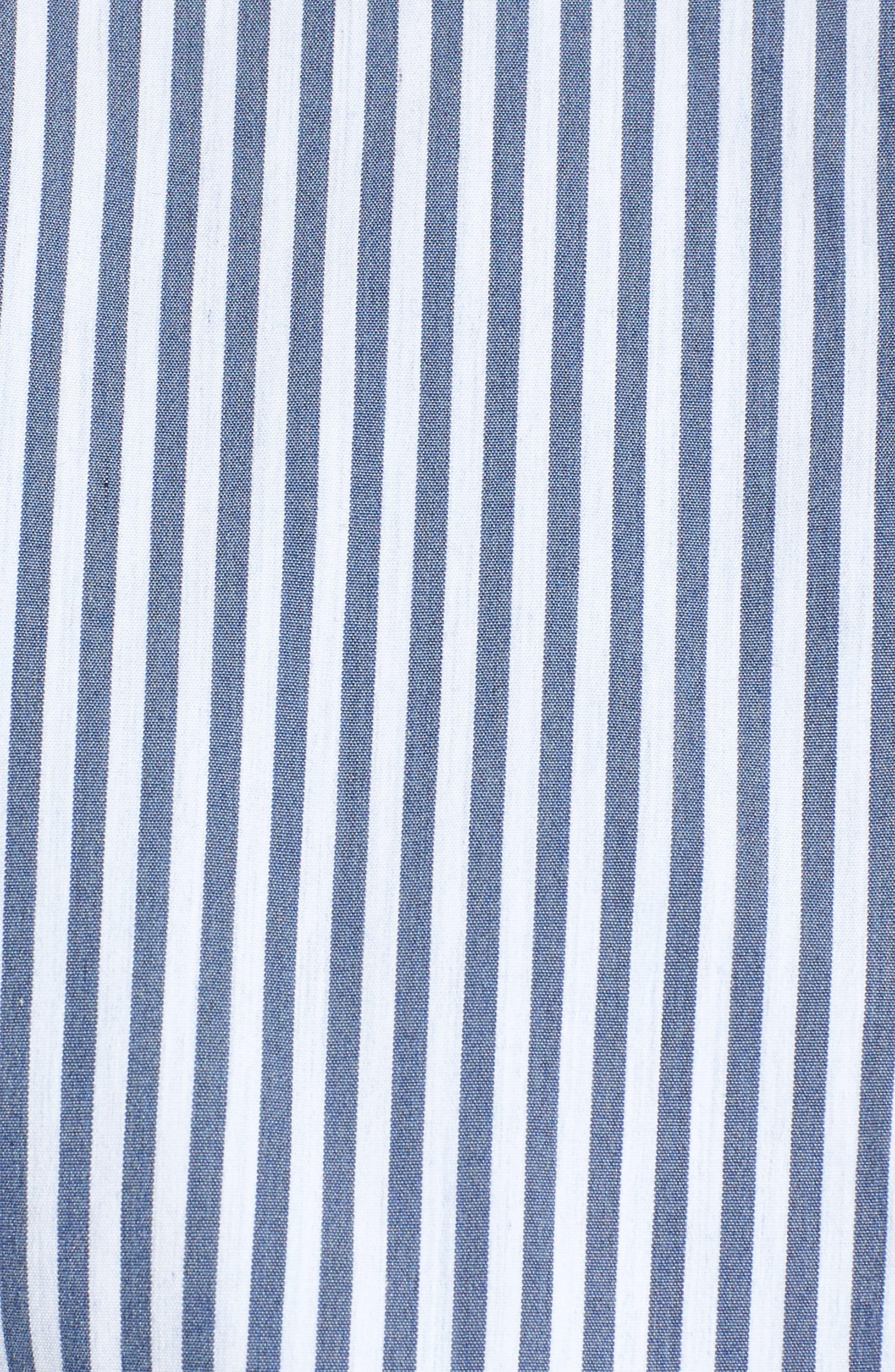 Stripe Jacket,                             Alternate thumbnail 6, color,                             410