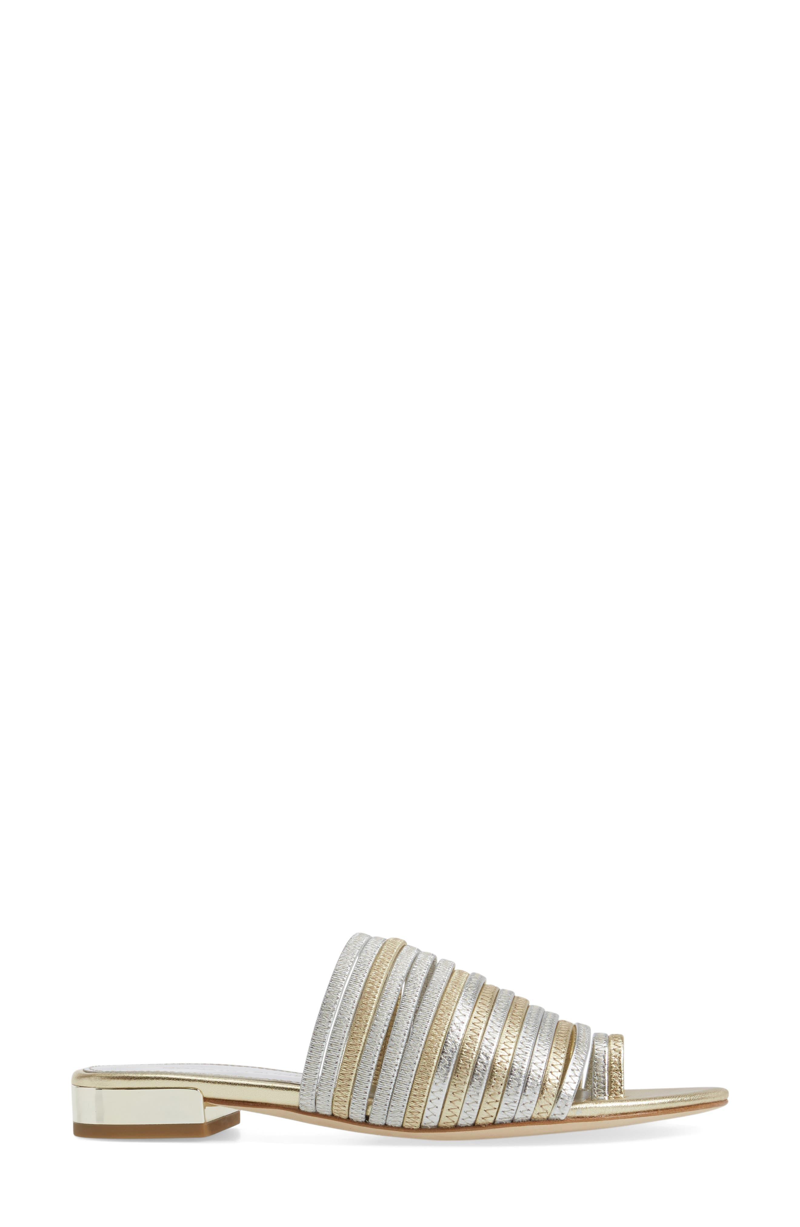 Frea Strappy Sandal,                             Alternate thumbnail 8, color,