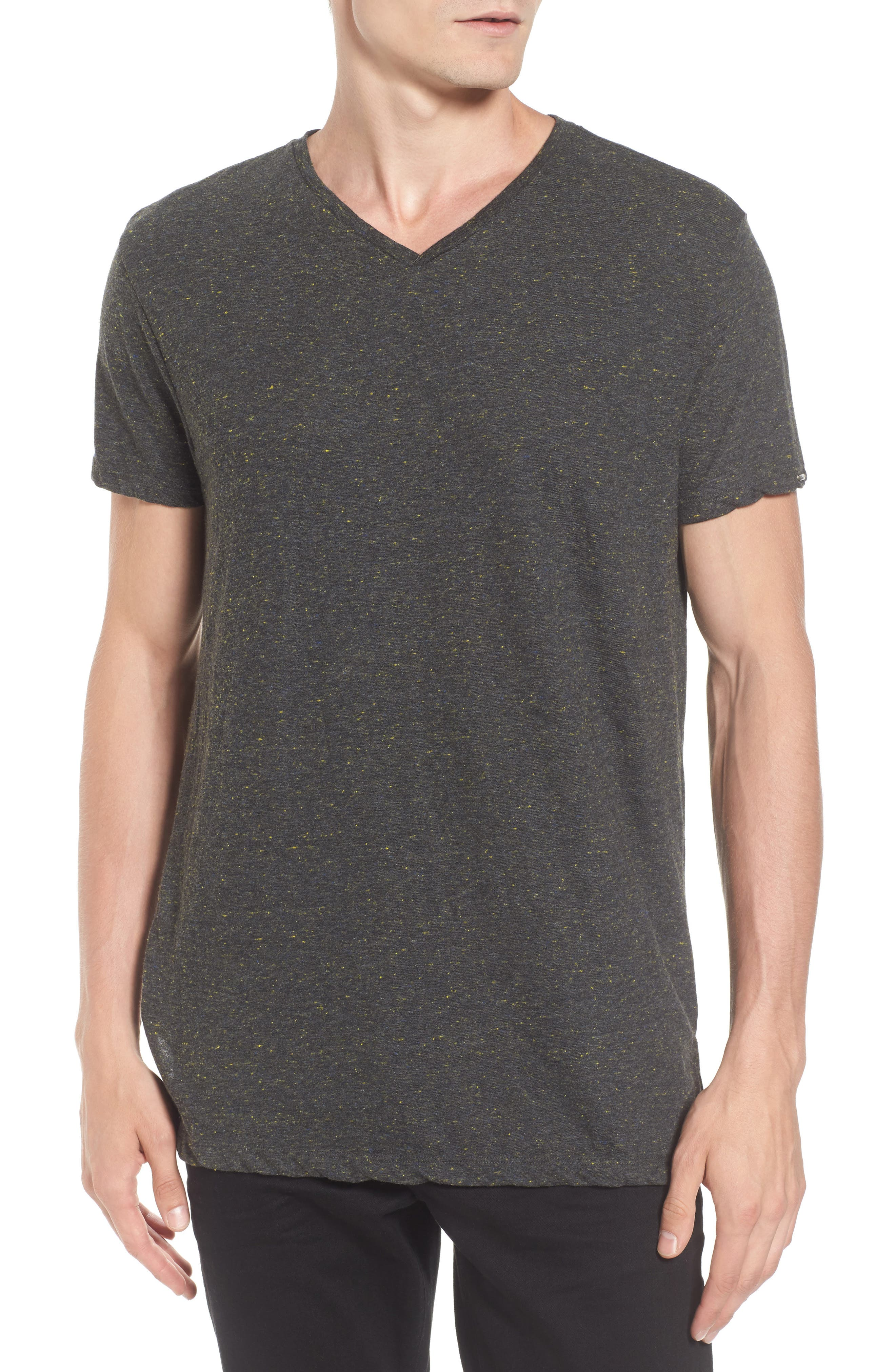 Mélange Jersey T-Shirt,                         Main,                         color, 030