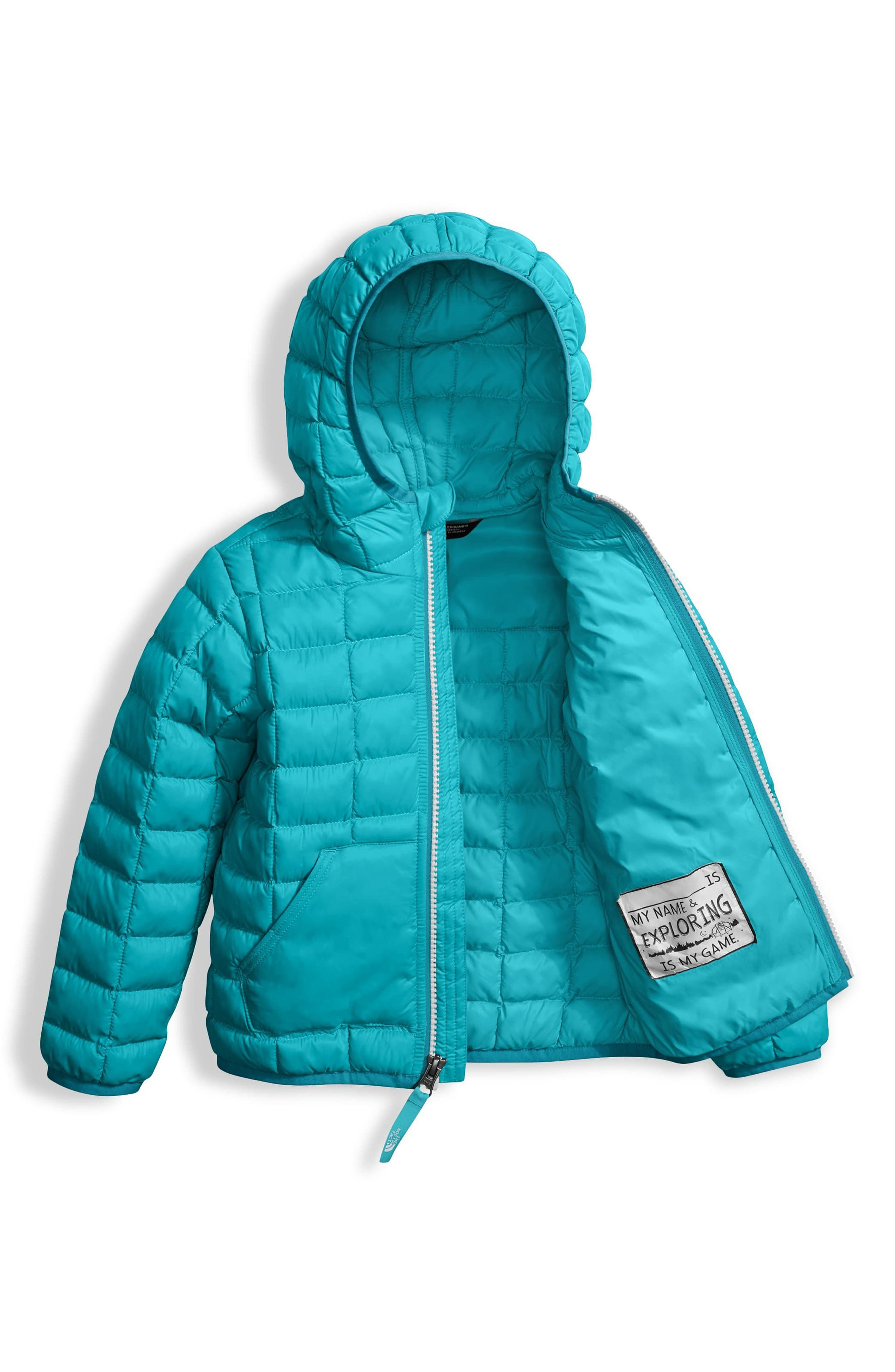 ThermoBall<sup>™</sup> Hooded Jacket,                             Alternate thumbnail 3, color,                             400