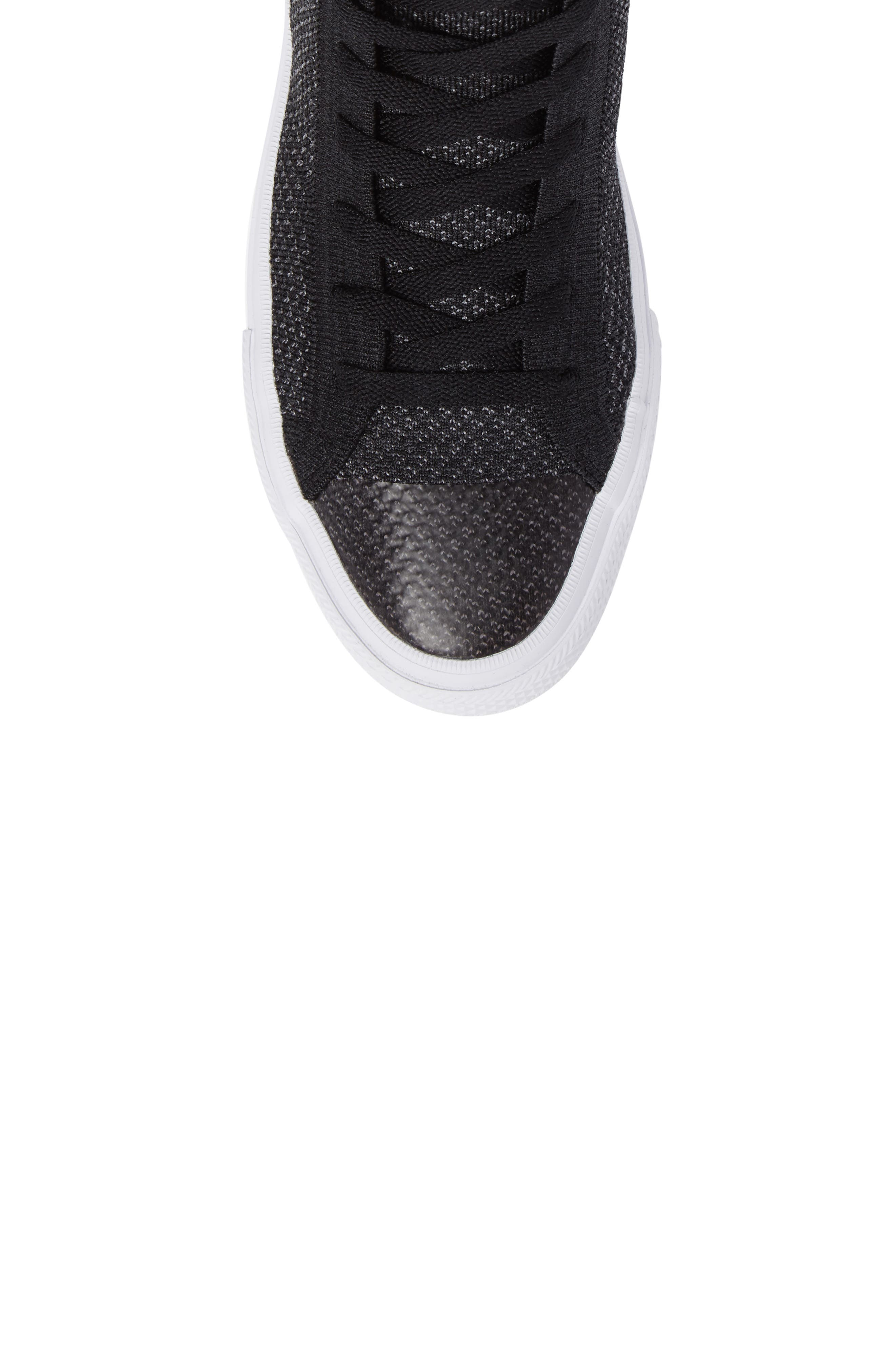 Chuck Taylor<sup>®</sup> All Star<sup>®</sup> Flyknit Hi Sneaker,                             Alternate thumbnail 25, color,