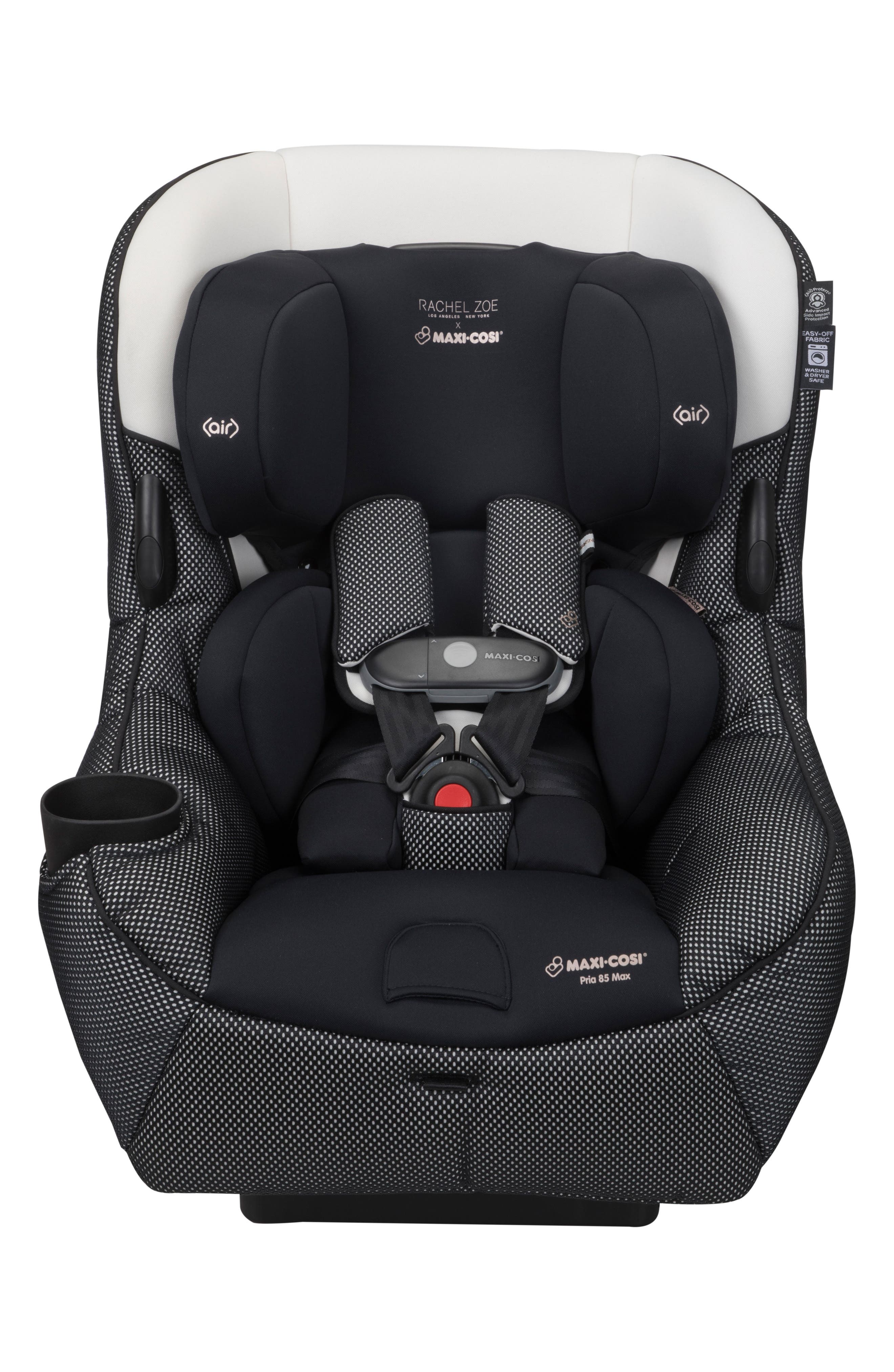 Infant MaxiCosi X Rachel Zoe Pria(TM) 85 Luxe Sport Max Convertible Car Seat Size One Size  Black