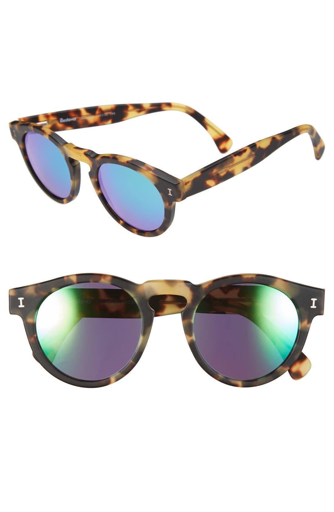 'Leonard' 47mm Sunglasses,                             Main thumbnail 34, color,