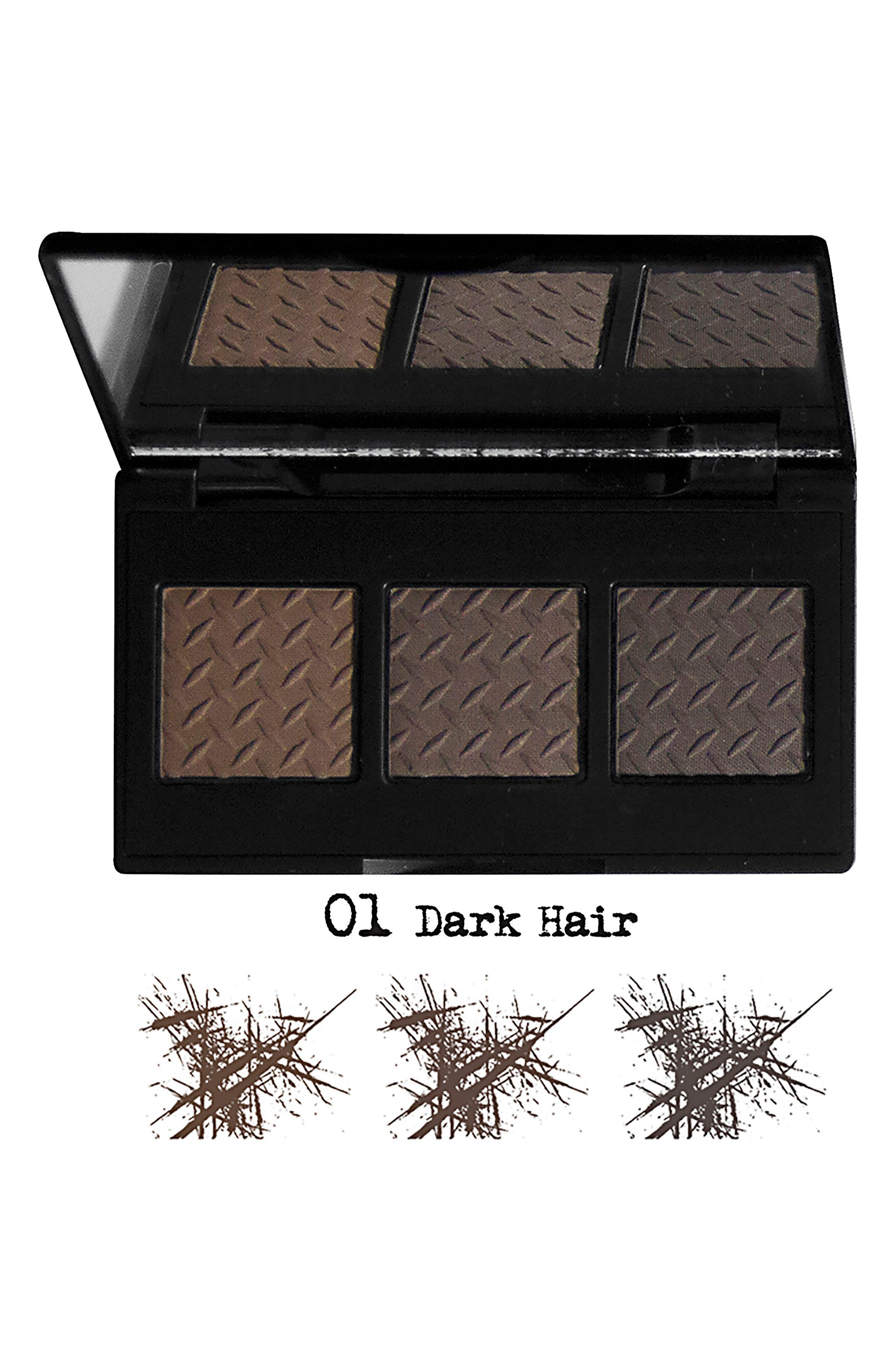 THE BROWGAL Convertible Brow Duo, Main, color, 01 DARK