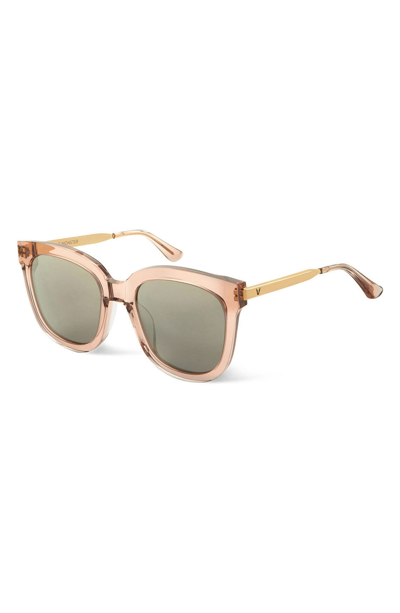 Absente 54mm Sunglasses,                             Alternate thumbnail 18, color,