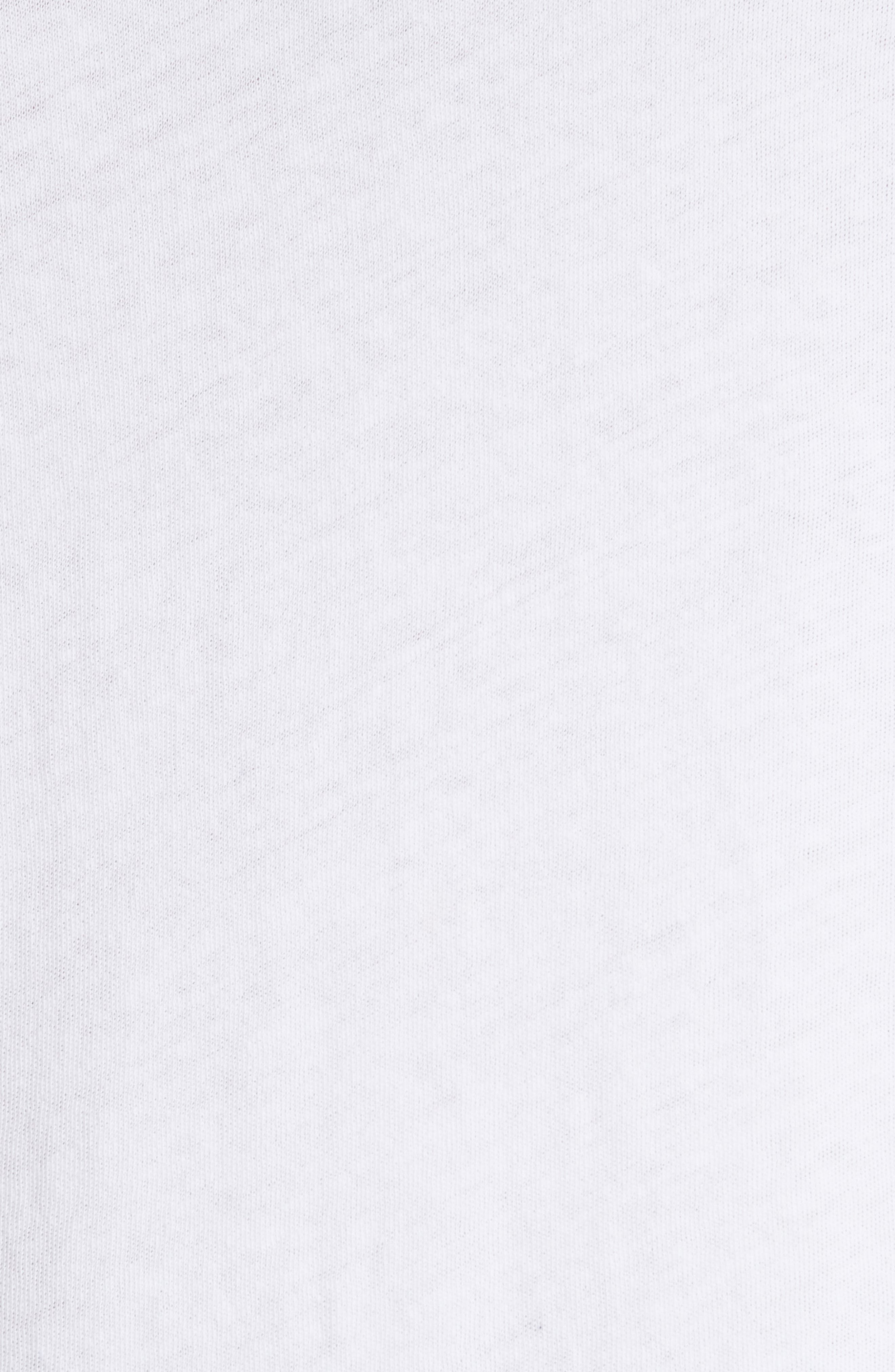 Rupert Long Sleeve T-Shirt,                             Alternate thumbnail 5, color,                             100