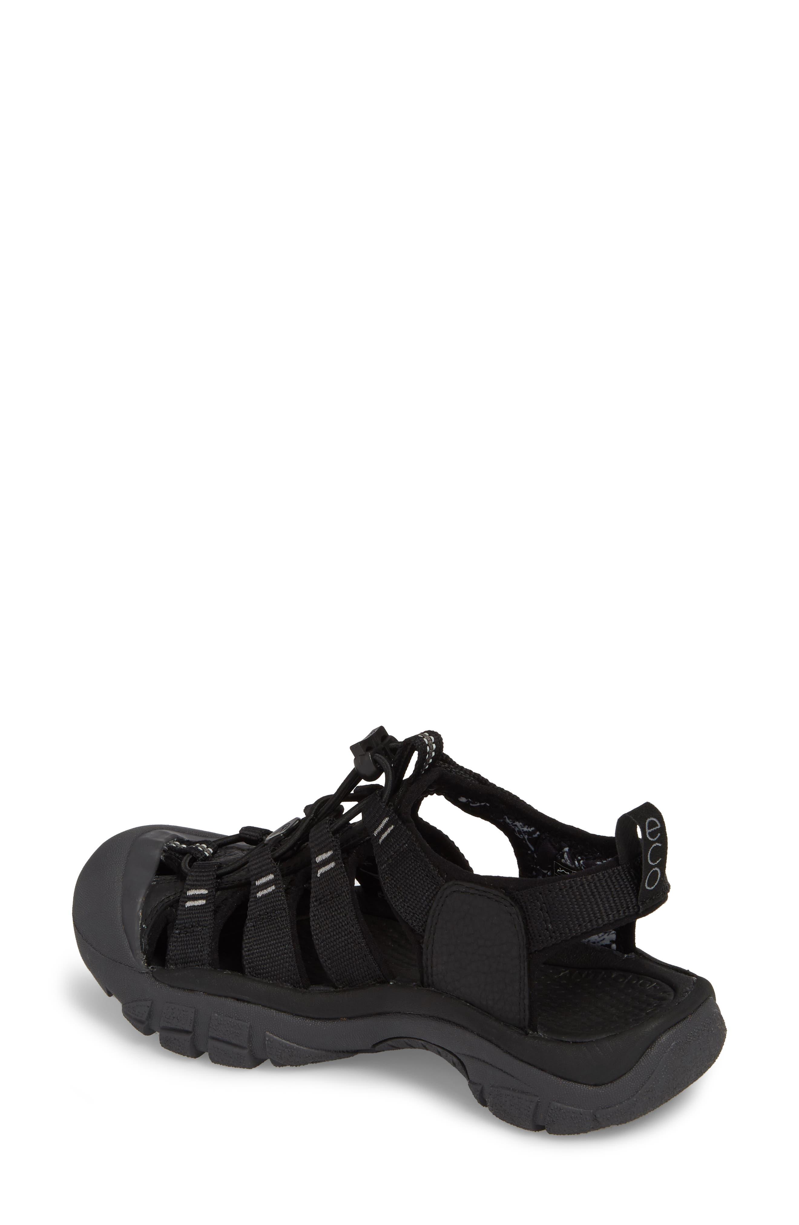 KEEN,                             Newport Eco Waterproof Sandal,                             Alternate thumbnail 2, color,                             007