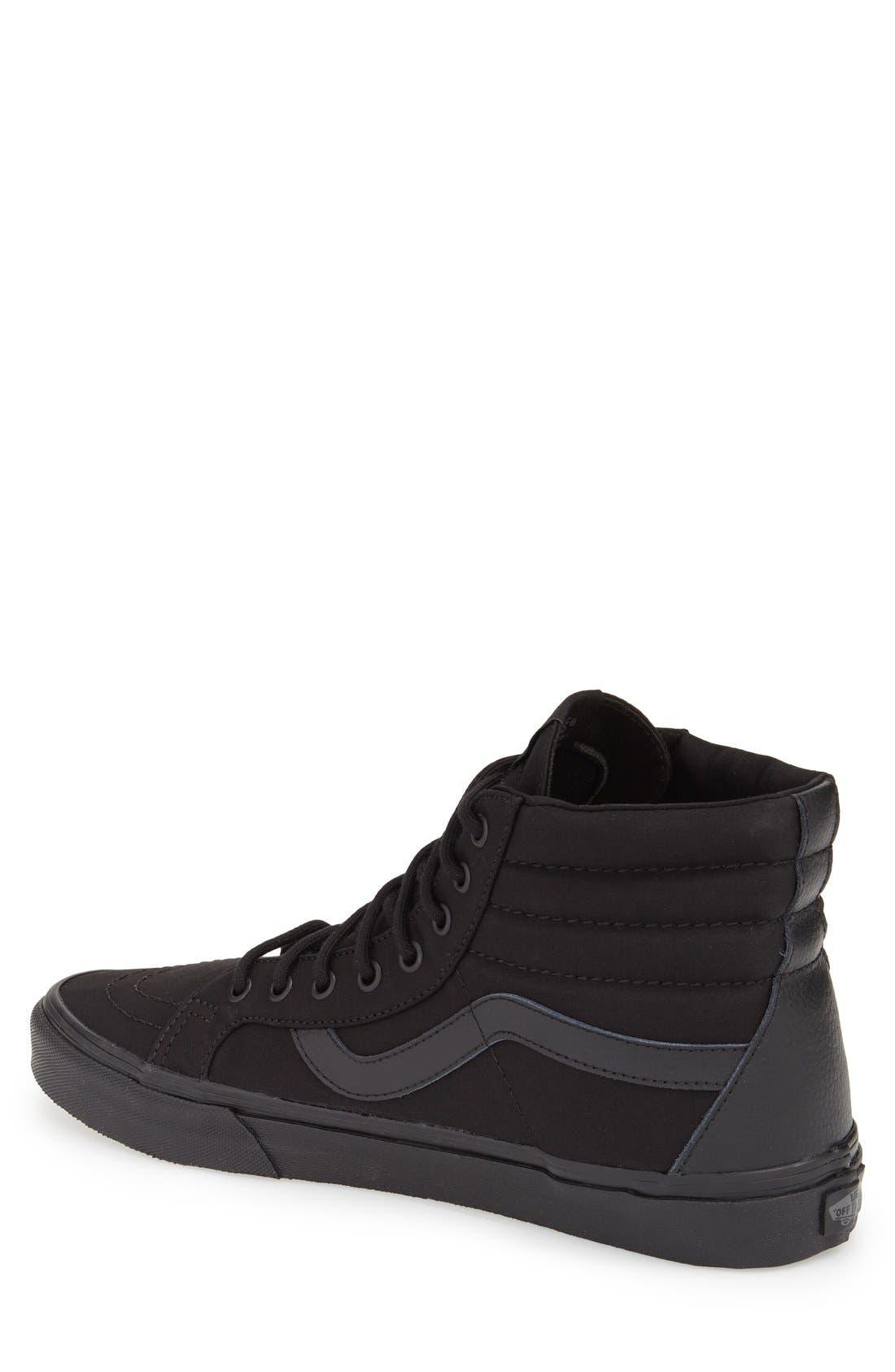 'Sk8-HiReissue' Sneaker,                             Alternate thumbnail 2, color,                             001
