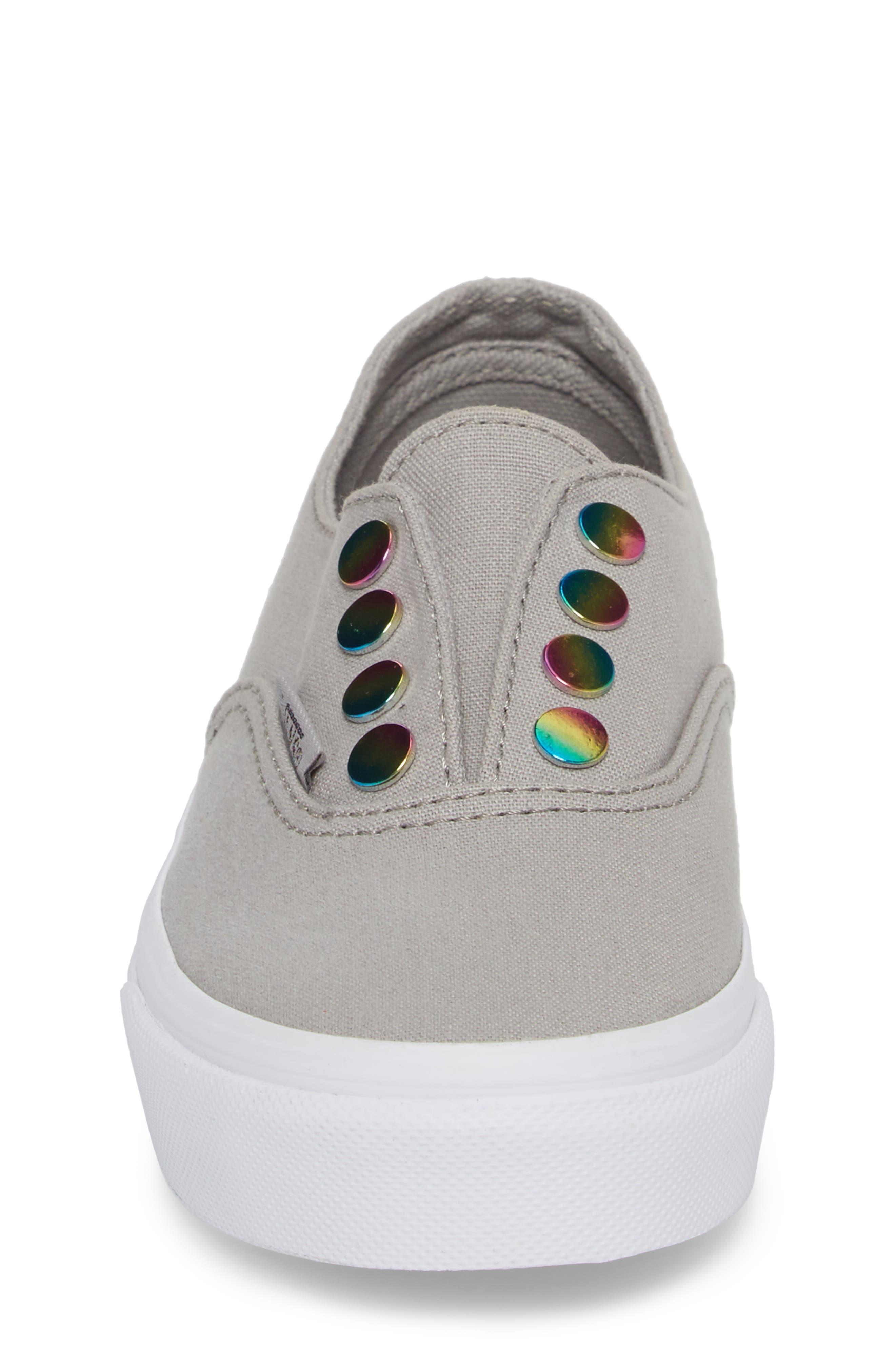 Authentic Gore Slip-On Sneaker,                             Alternate thumbnail 8, color,