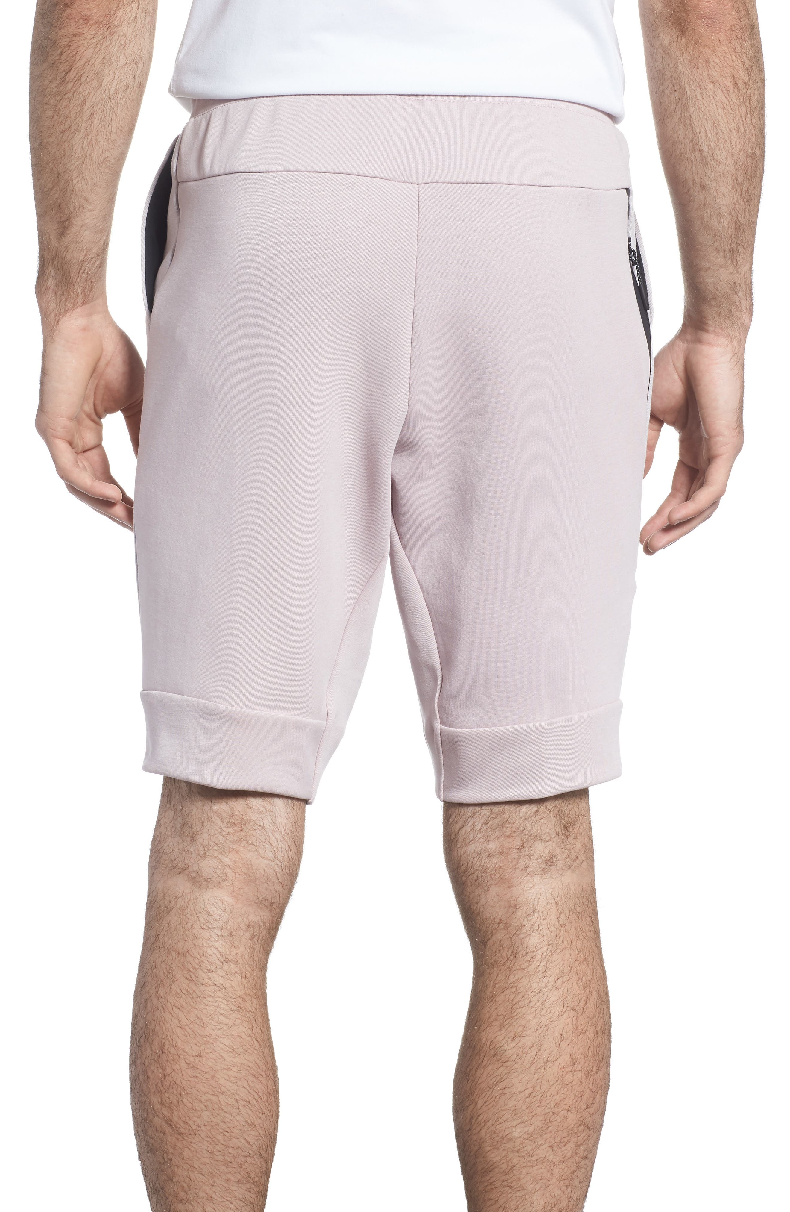NSW Tech Fleece Shorts,                             Alternate thumbnail 6, color,