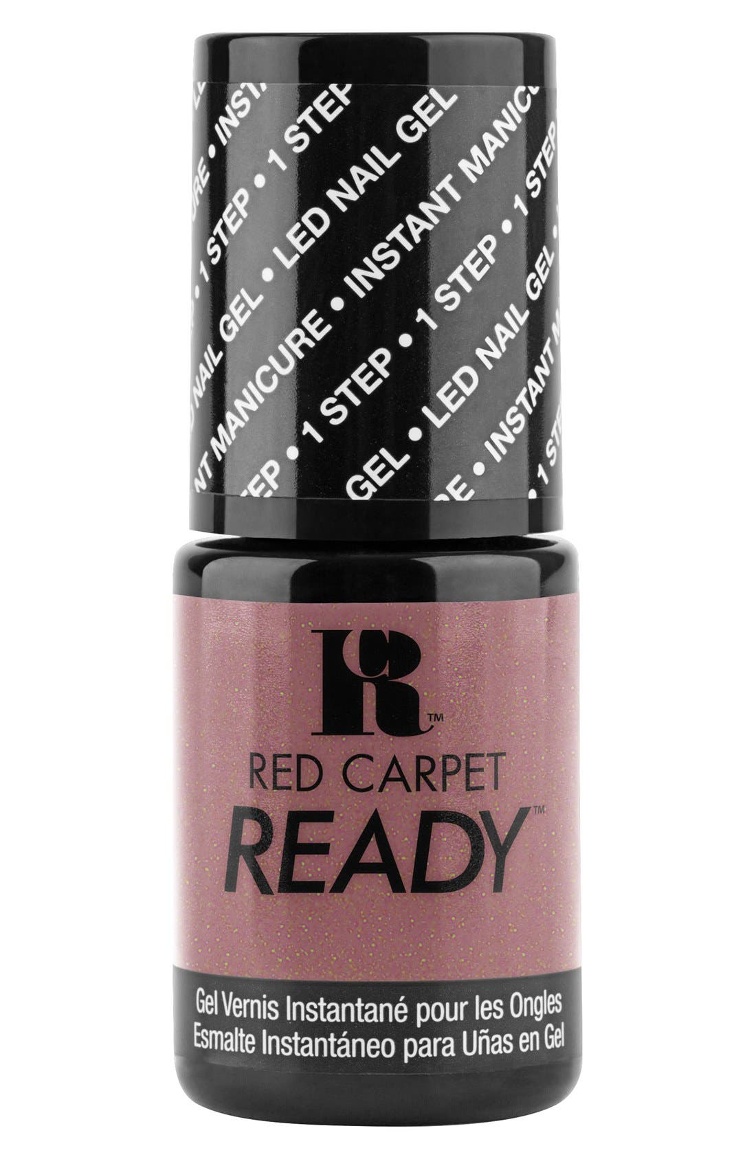 'Red Carpet Ready' LED Nail Gel Polish,                             Main thumbnail 9, color,