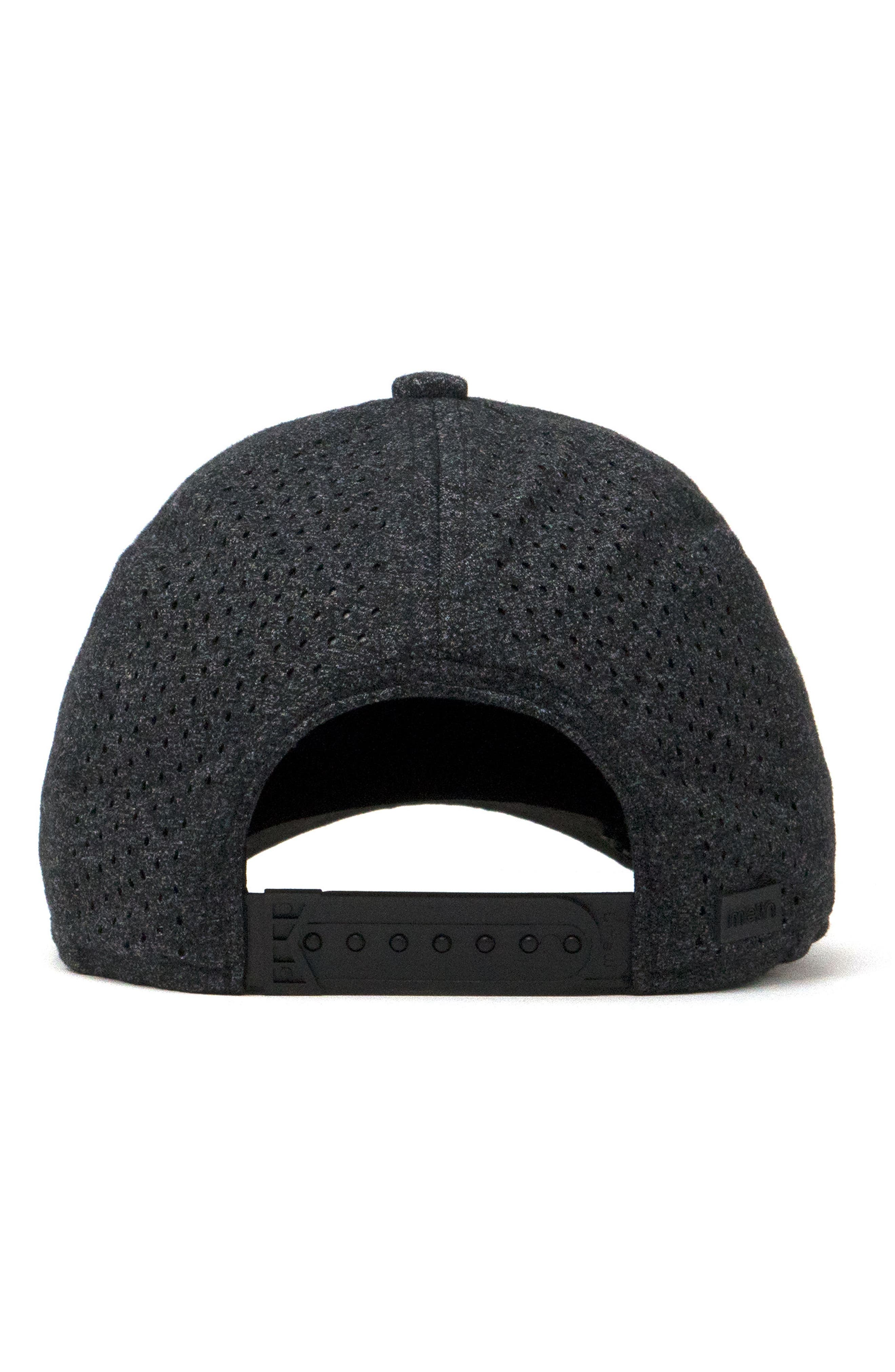 The A-Game Ball Cap,                             Alternate thumbnail 3, color,                             HEATHER CHARCOAL