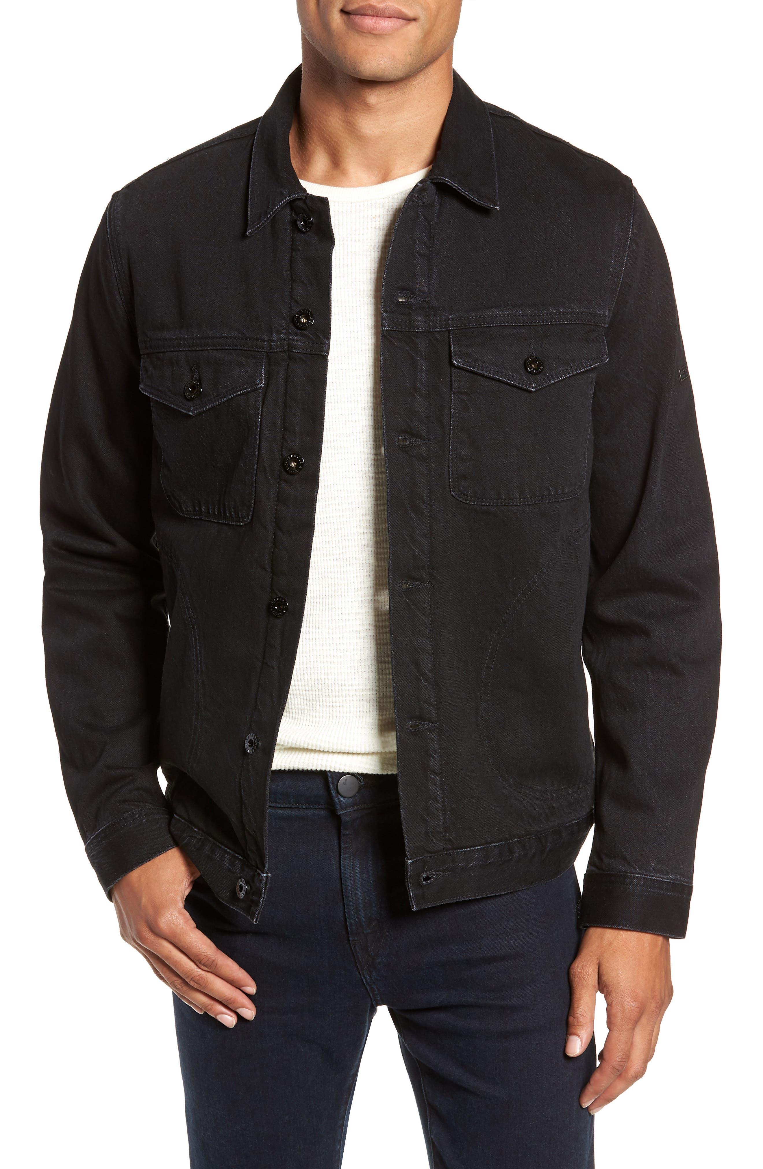 Barbour International Nimbus Denim Jacket