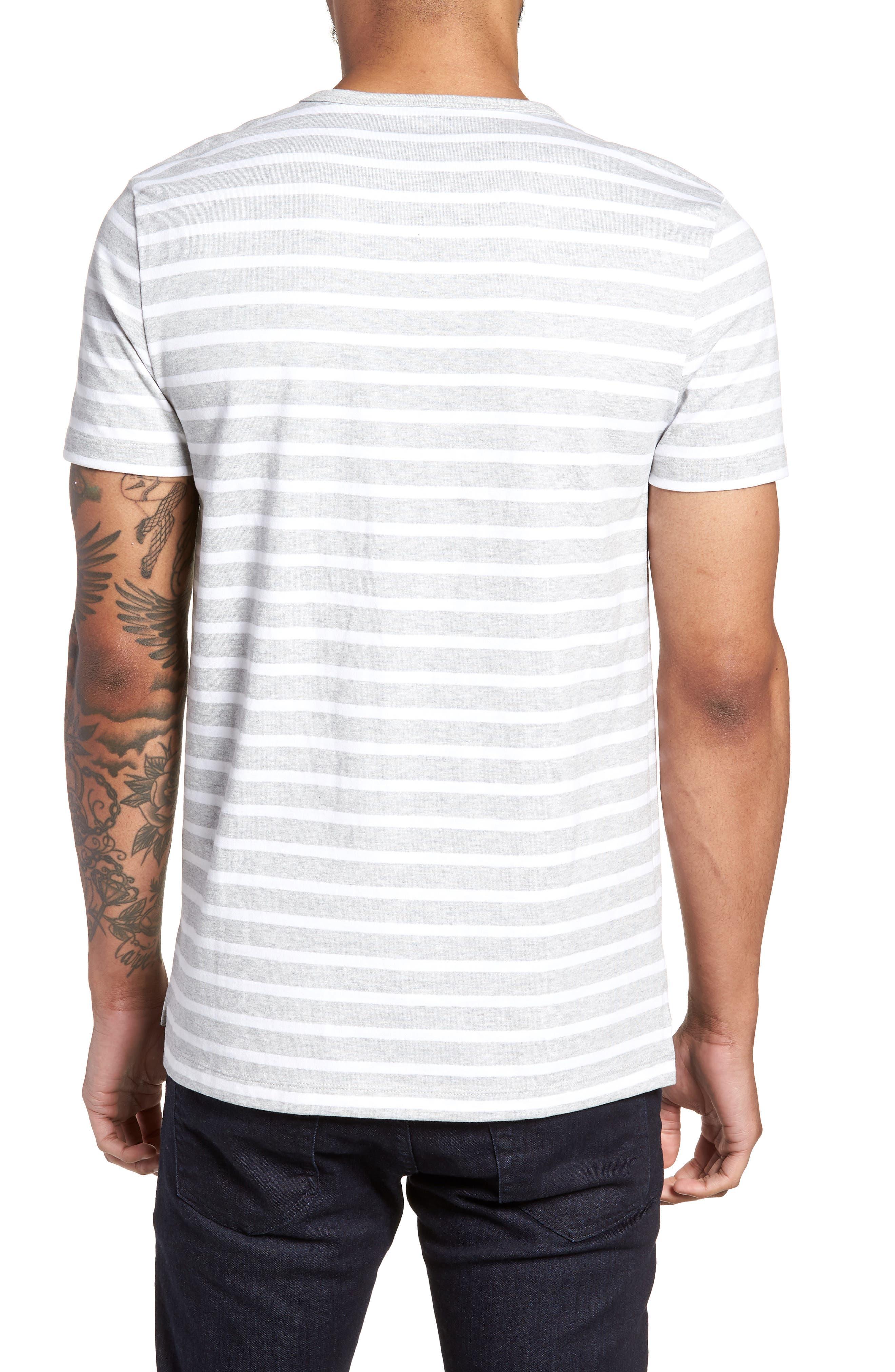 Tessler Slim Fit Crewneck T-Shirt,                             Alternate thumbnail 2, color,                             072