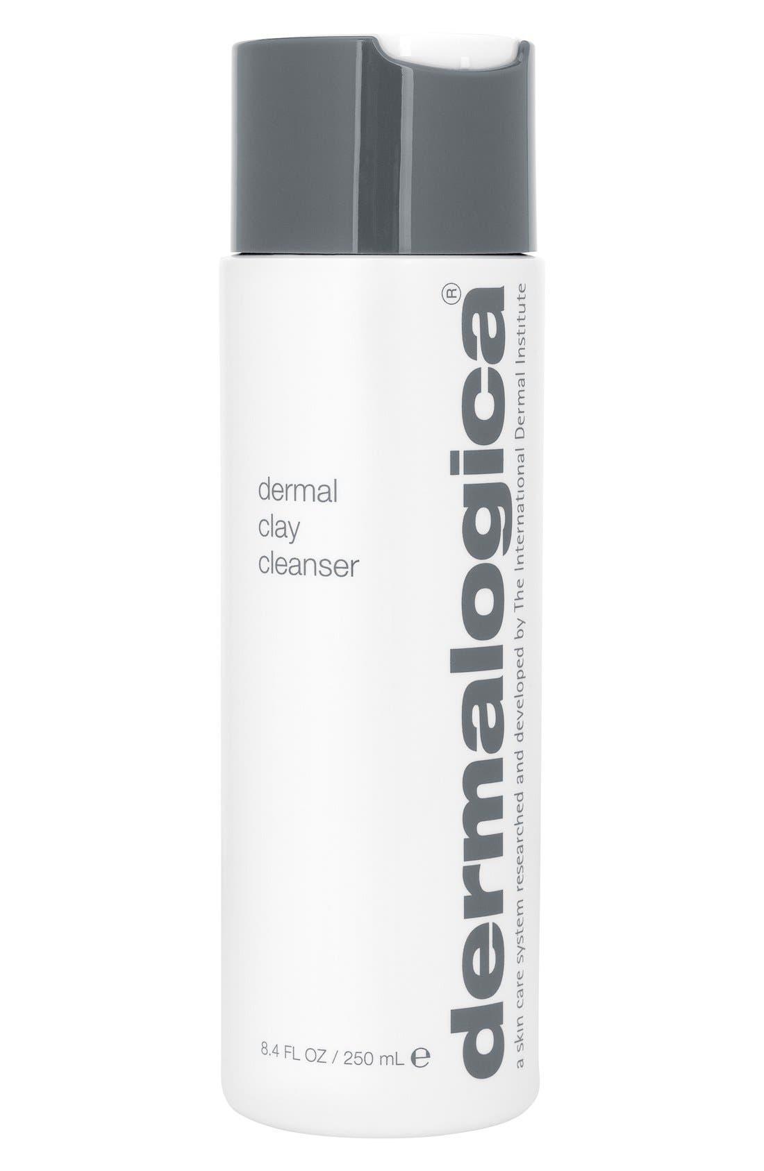 Dermal Clay Cleanser,                         Main,                         color, NO COLOR
