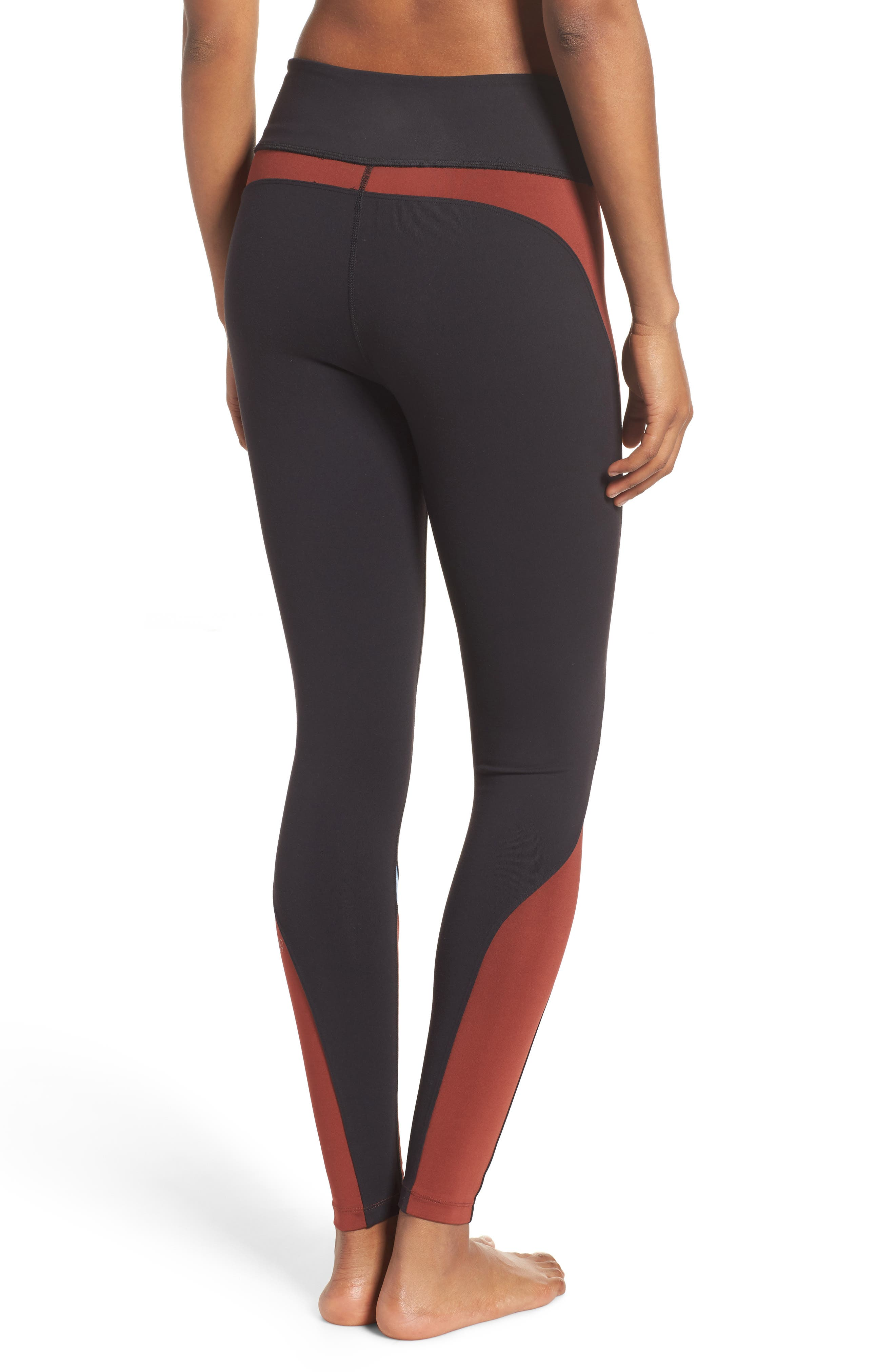 SPLITS59,                             Force Ankle Tights,                             Alternate thumbnail 2, color,                             001