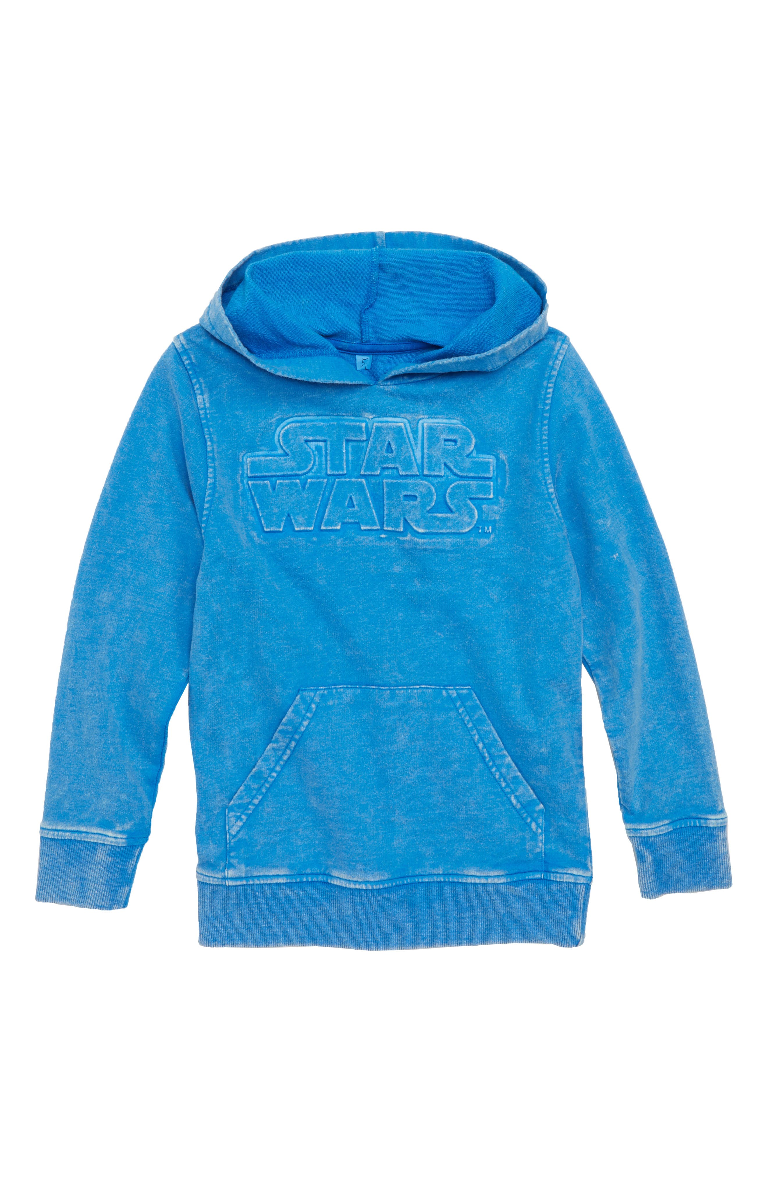 Star Wars Embossed Hoodie,                         Main,                         color, 400
