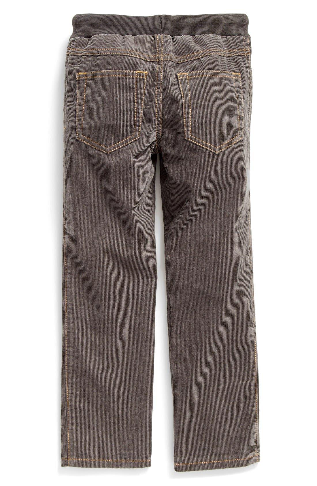 Corduroy Pants,                             Alternate thumbnail 5, color,