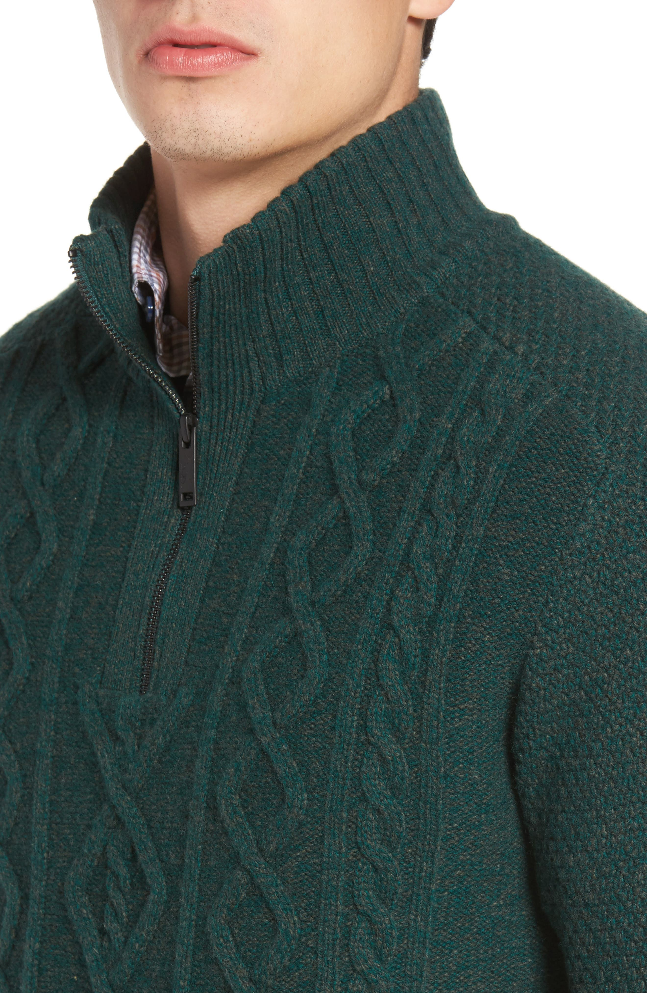Cape Scoresby Wool Sweater,                             Alternate thumbnail 11, color,