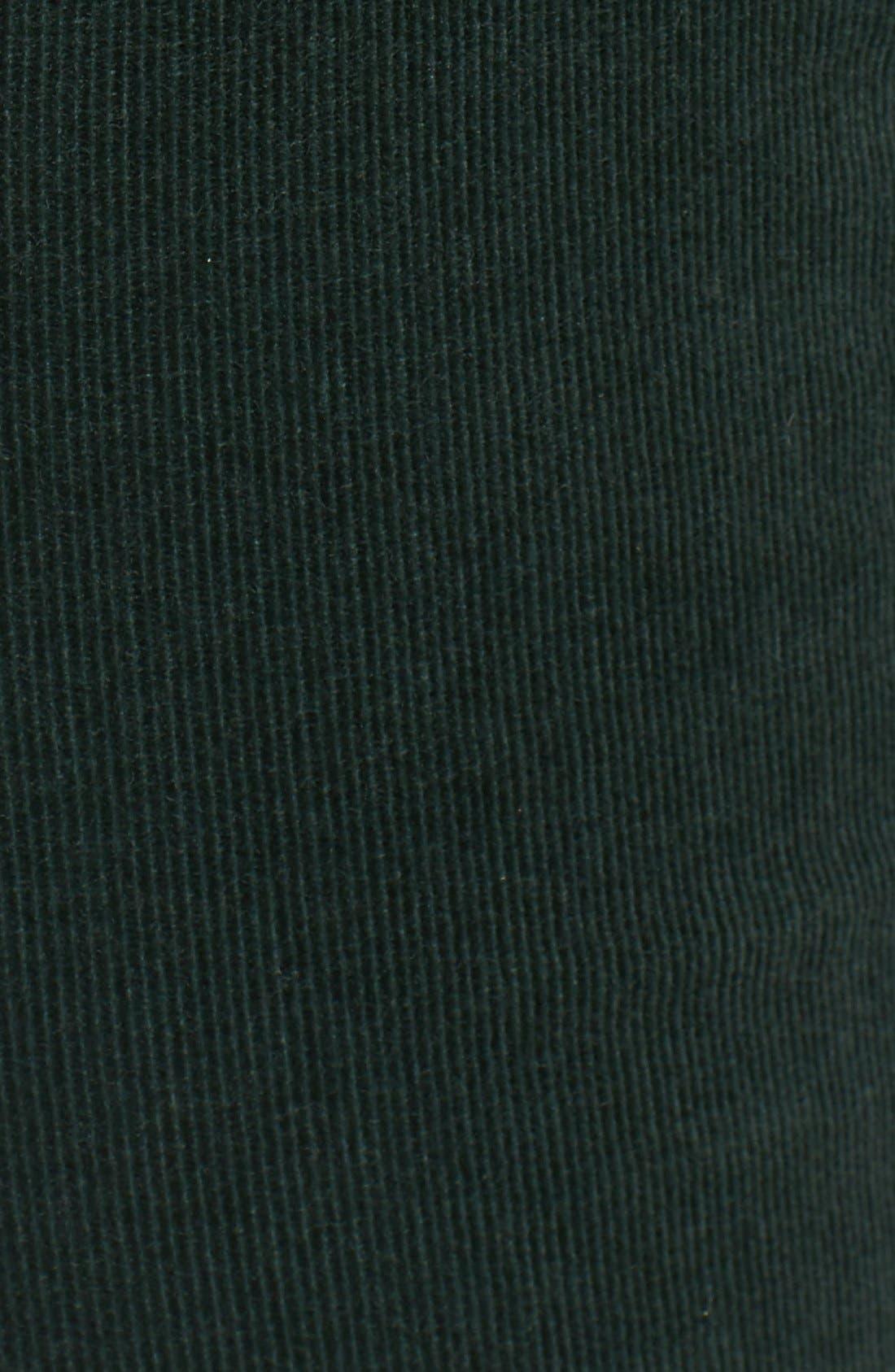 'Diana' Stretch Corduroy Skinny Pants,                             Alternate thumbnail 231, color,