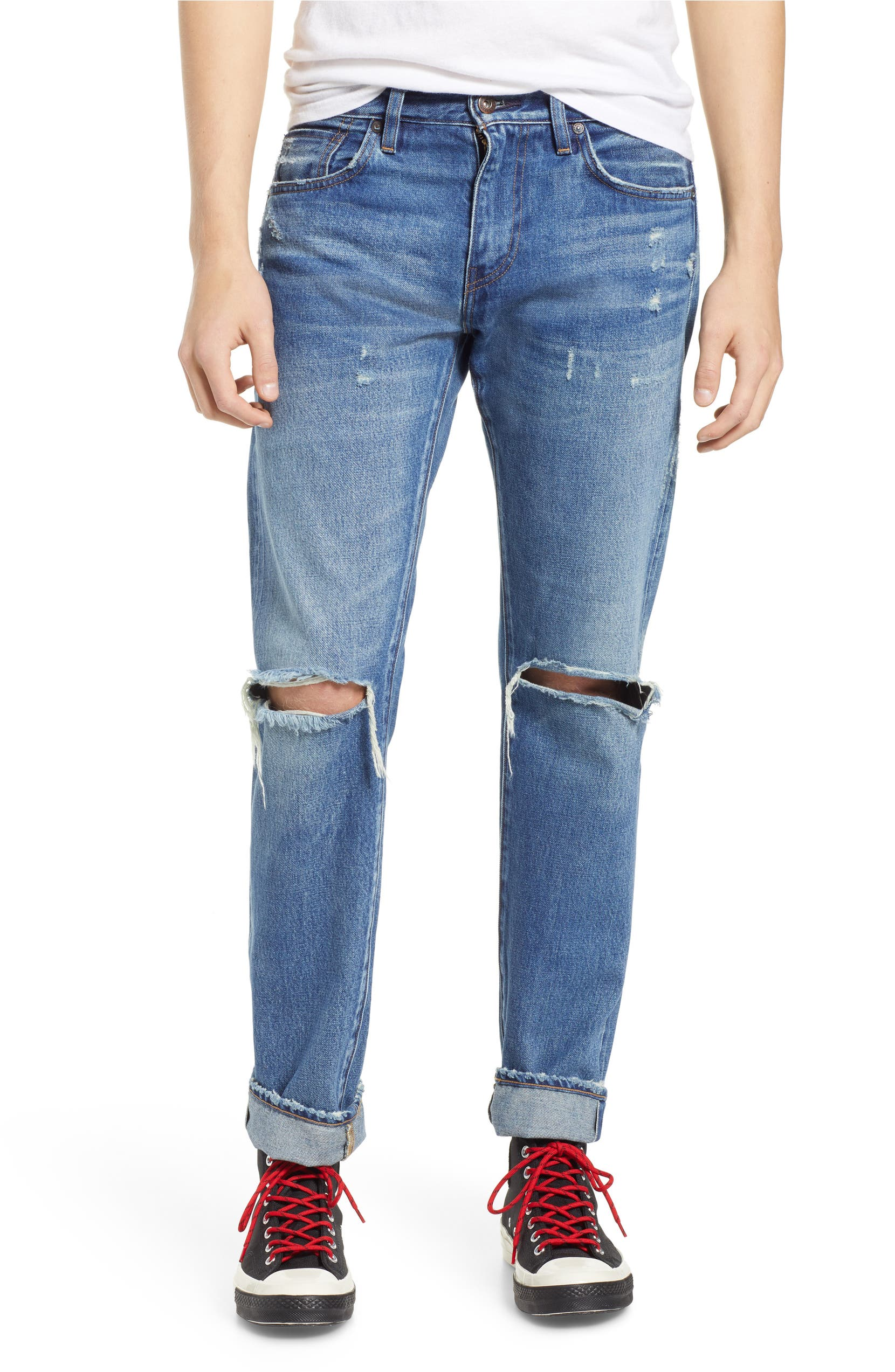 Levi's® Made & Crafted 511™ Slim Fit Jeans (Strawberry Fields) | Nordstrom