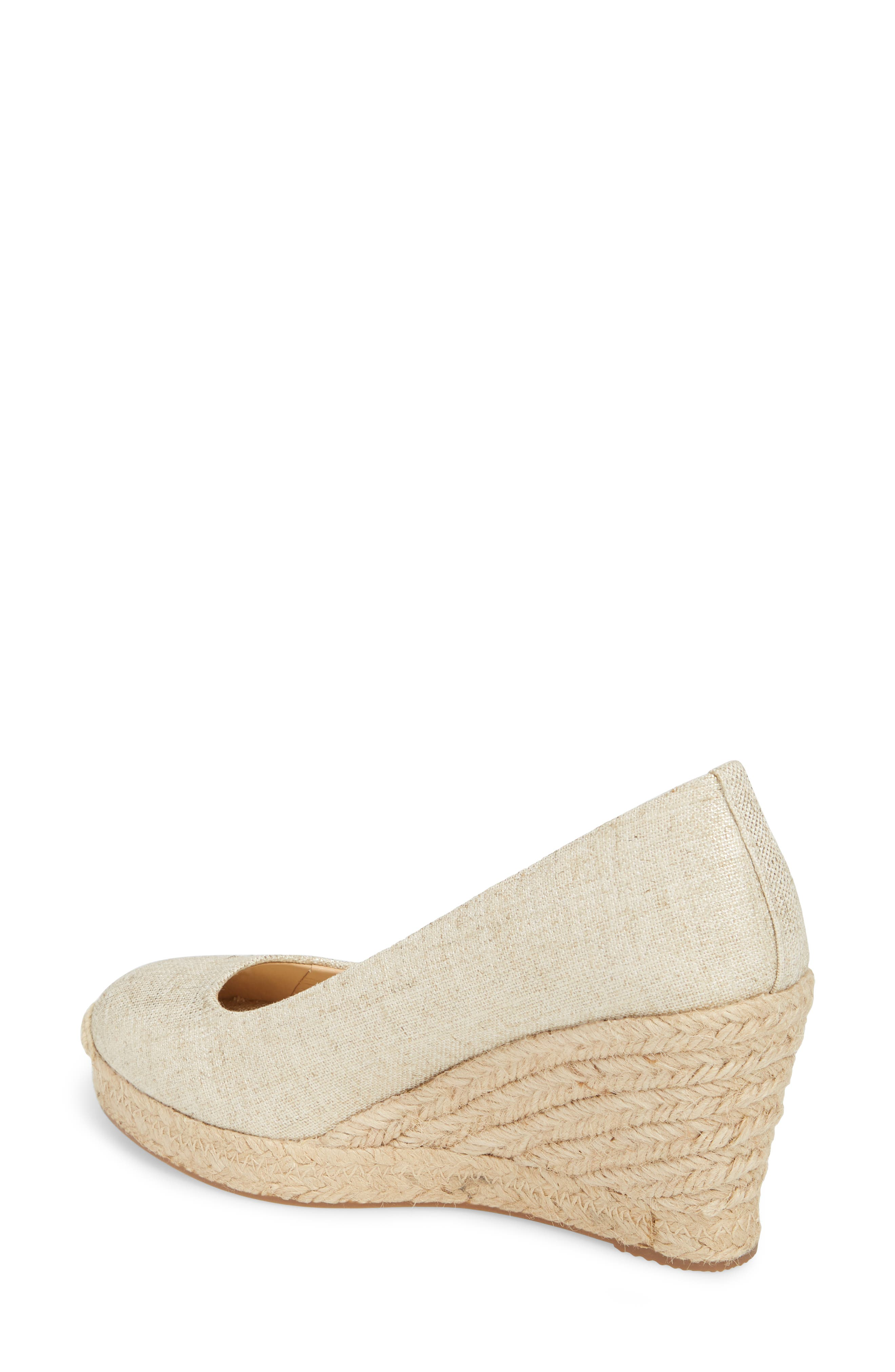 Seville Espadrille Wedge,                             Alternate thumbnail 2, color,                             710