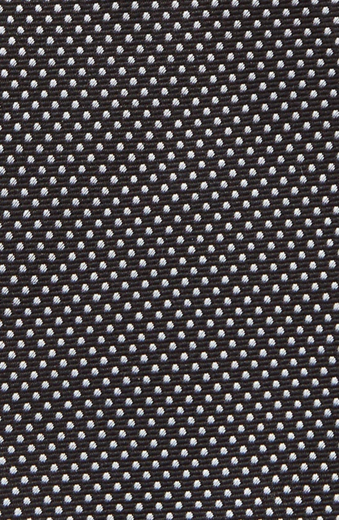 Dot Silk Bow Tie,                             Alternate thumbnail 22, color,