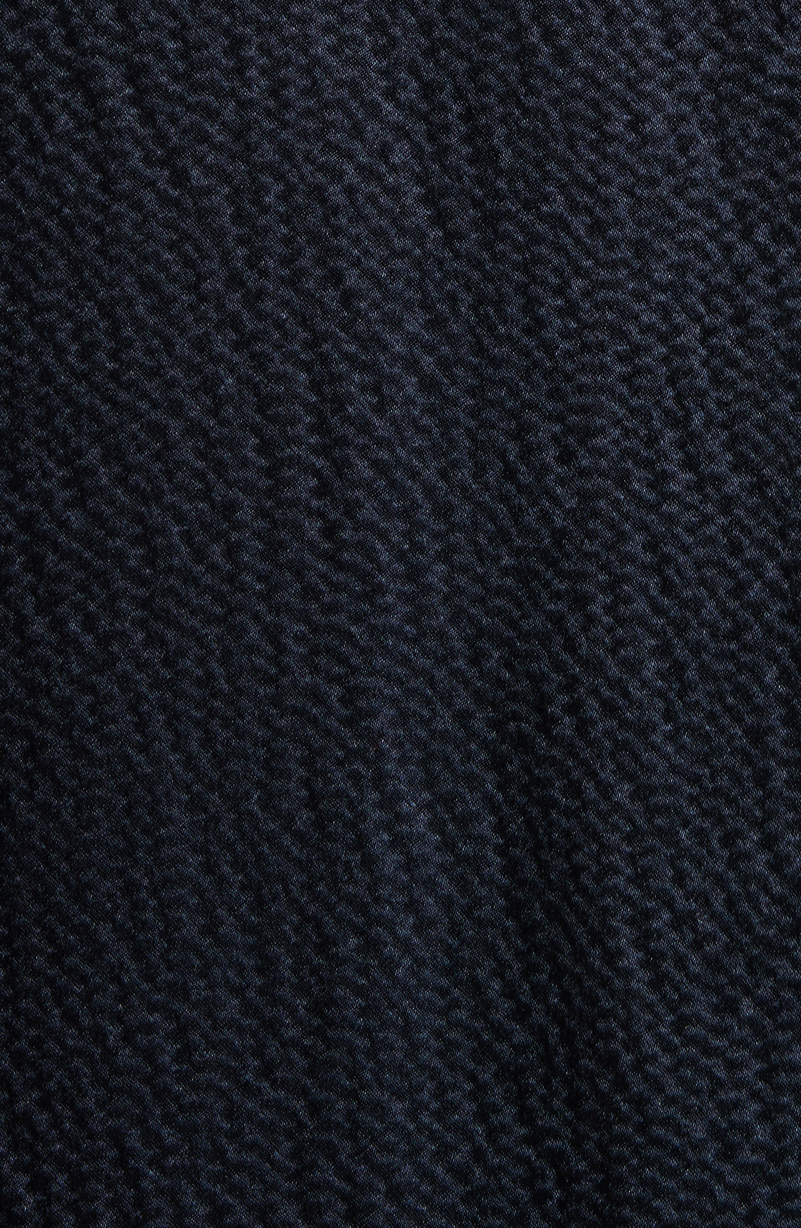Gardenia Floral Silk Blouse,                             Alternate thumbnail 5, color,                             403