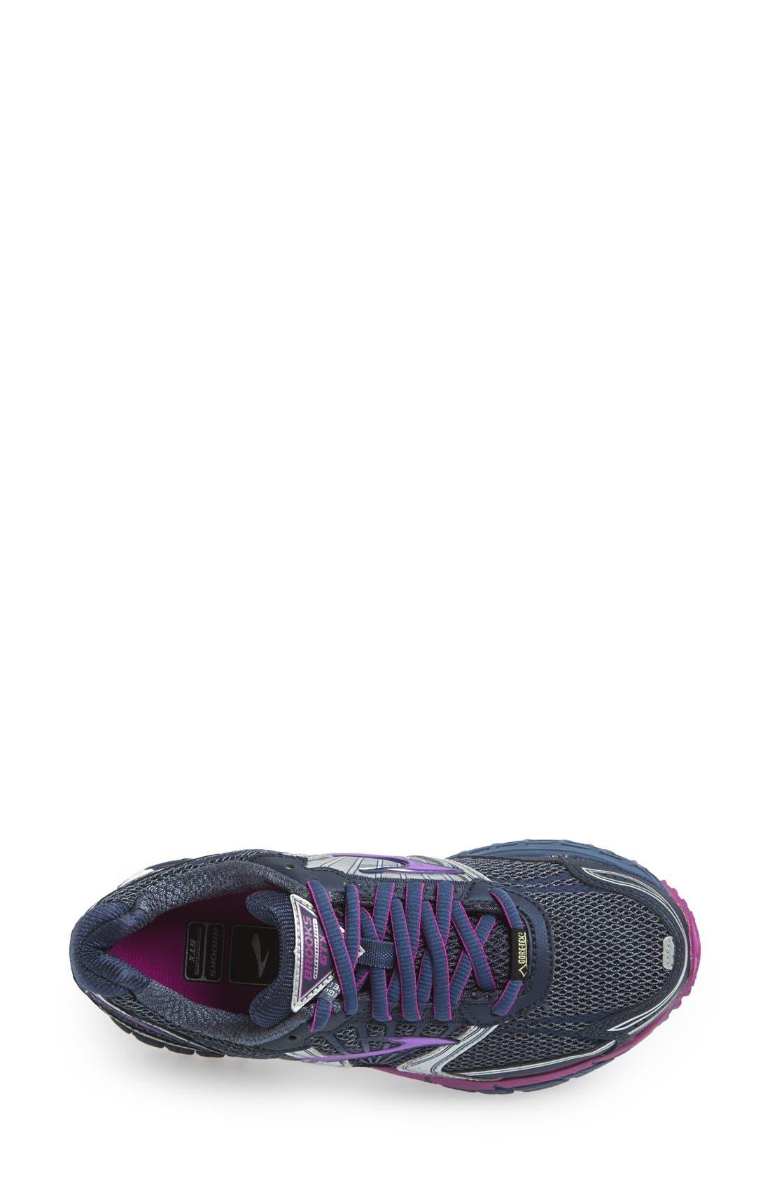 'Adrenaline ASR 11 GTX' Waterproof Running Shoe,                             Alternate thumbnail 4, color,                             021