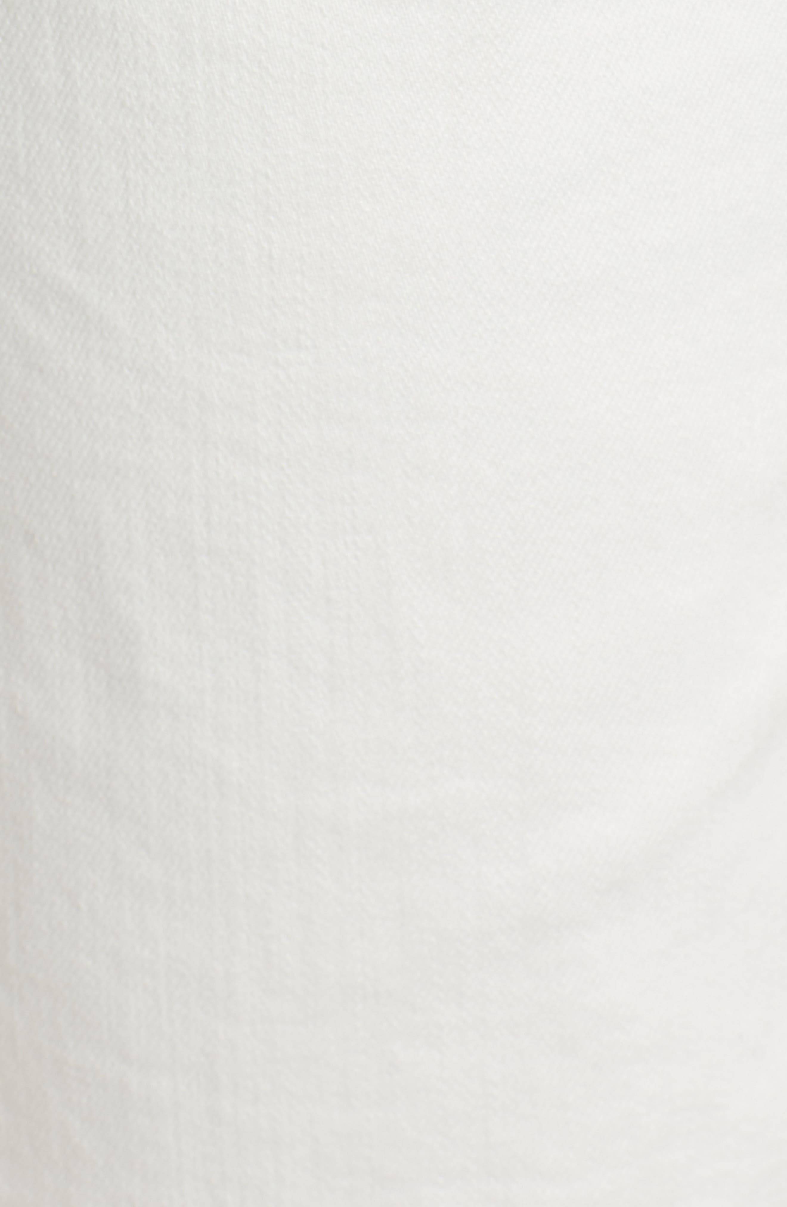 Nikki Denim Bermuda Shorts,                             Alternate thumbnail 6, color,                             109