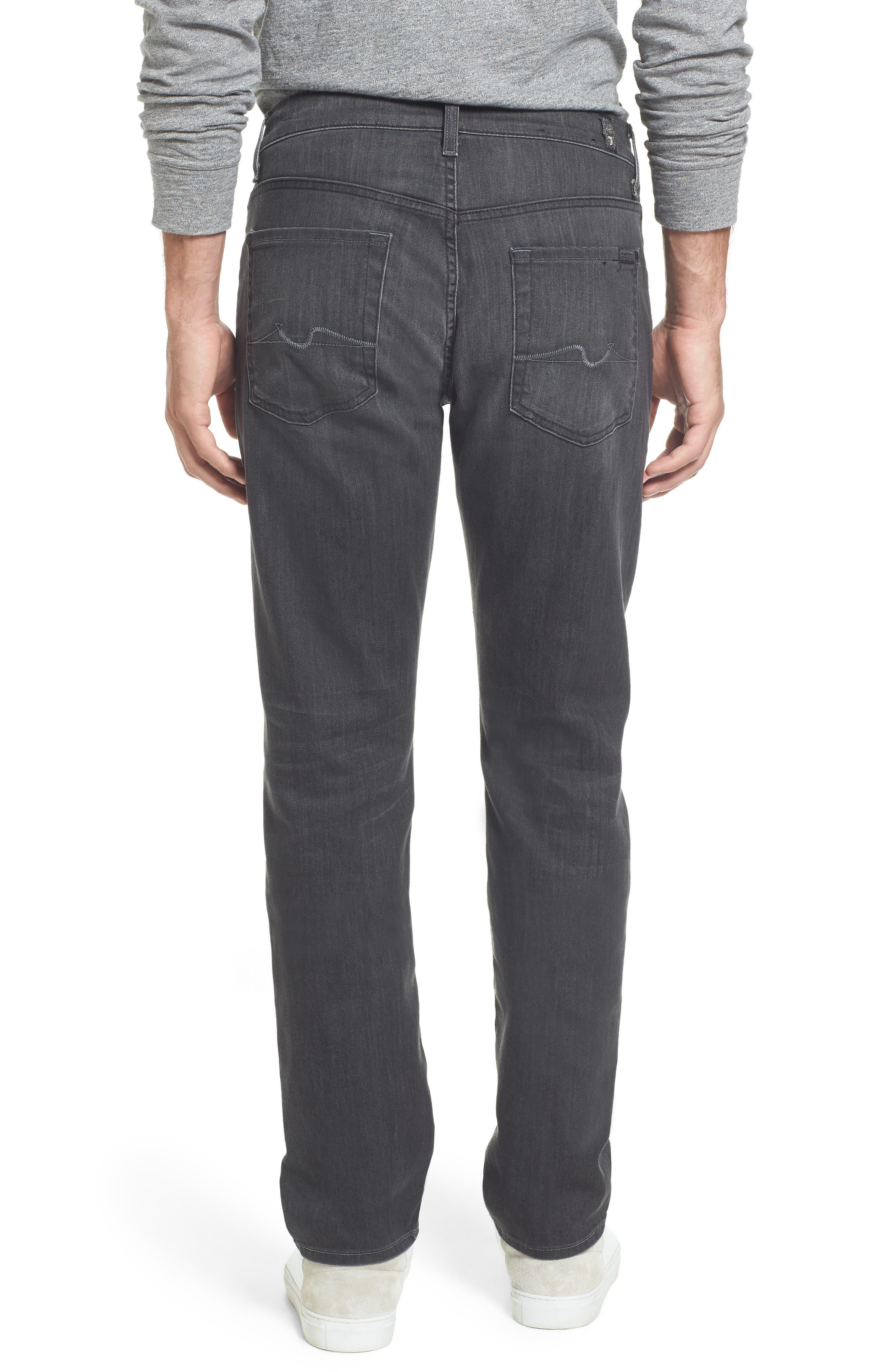 The Straight Slim Straight Leg Jeans,                             Alternate thumbnail 2, color,                             021