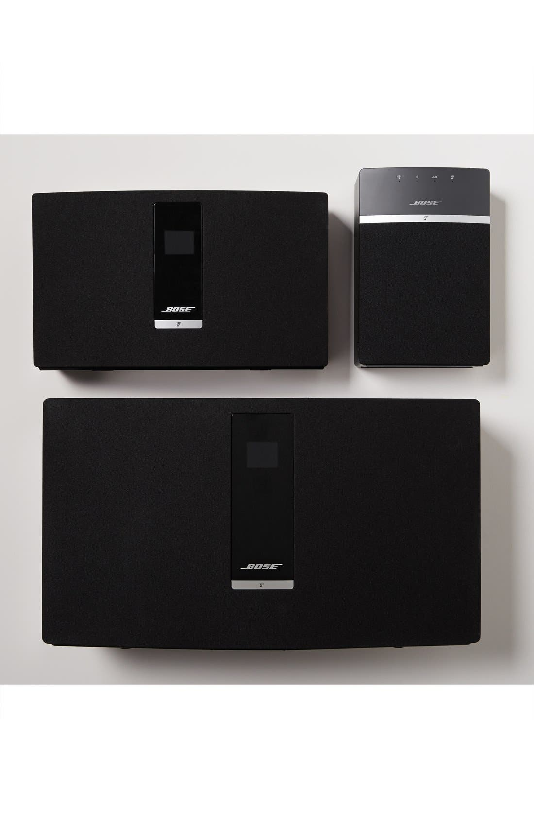 SoundTouch<sup>®</sup> 30 Series III Wireless Music System,                             Alternate thumbnail 5, color,                             BLACK