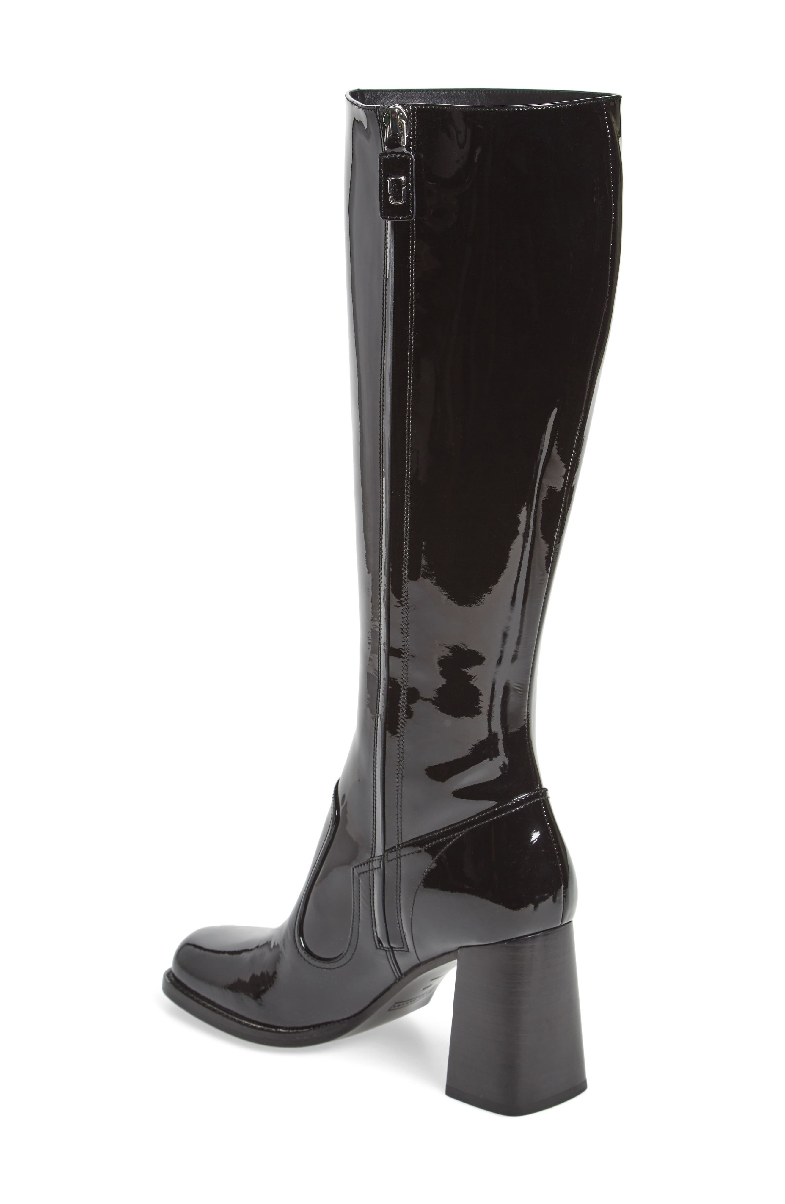 Maryna Tall Boot,                             Alternate thumbnail 2, color,                             001