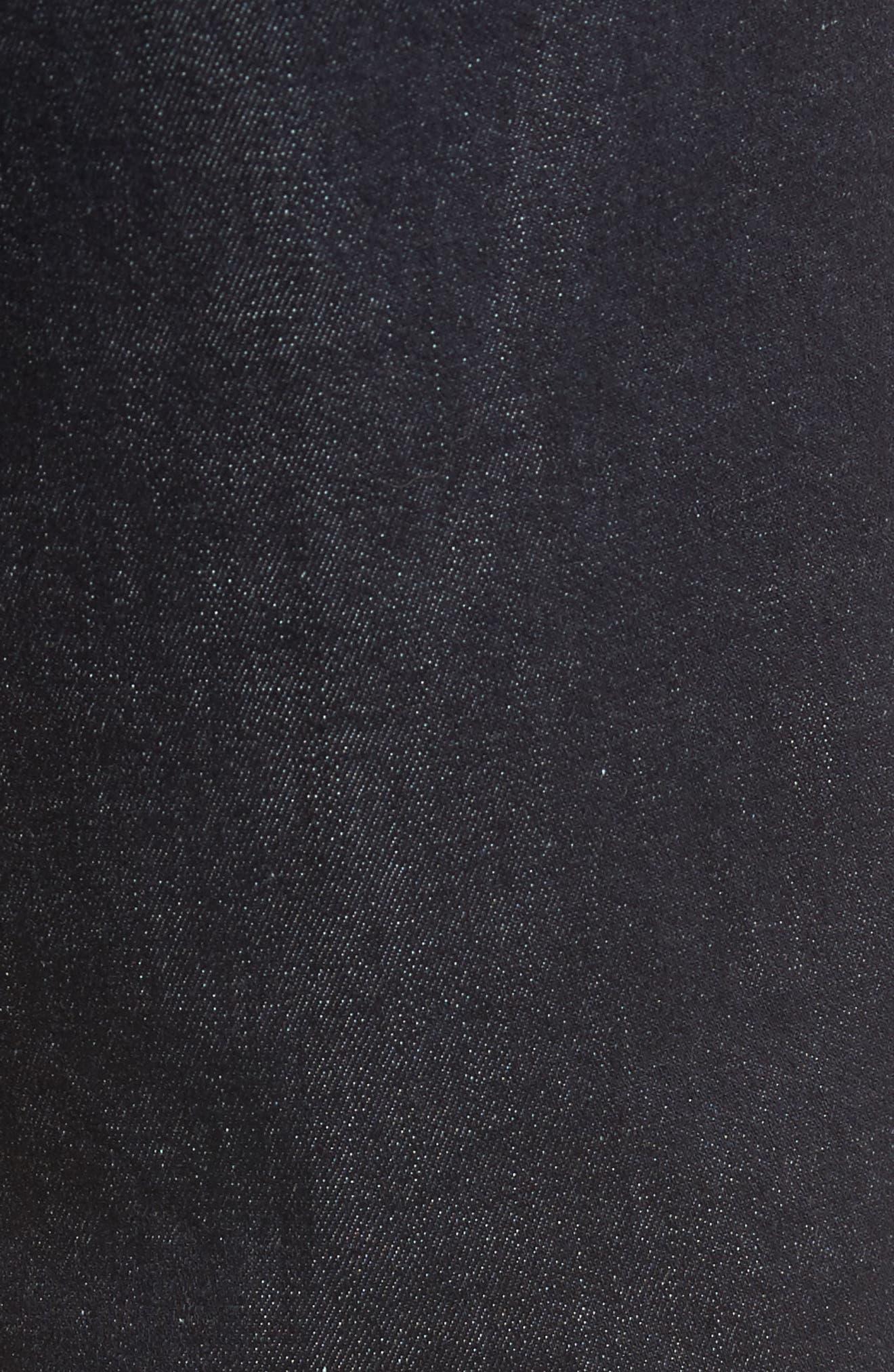 Slim Slim Fit Jeans,                             Alternate thumbnail 5, color,                             NUHOLLIS