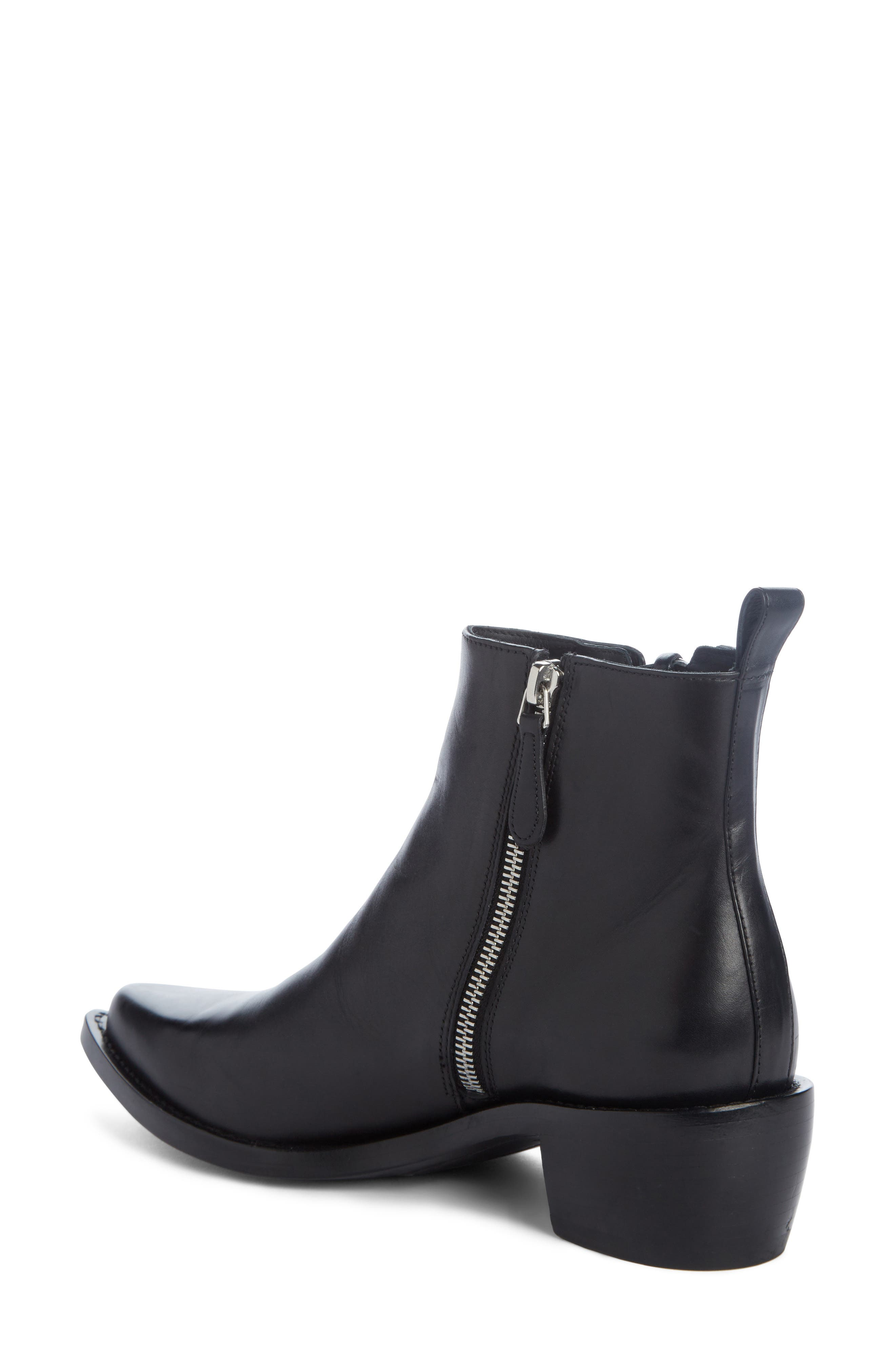 Braided Chain Boot,                             Alternate thumbnail 2, color,