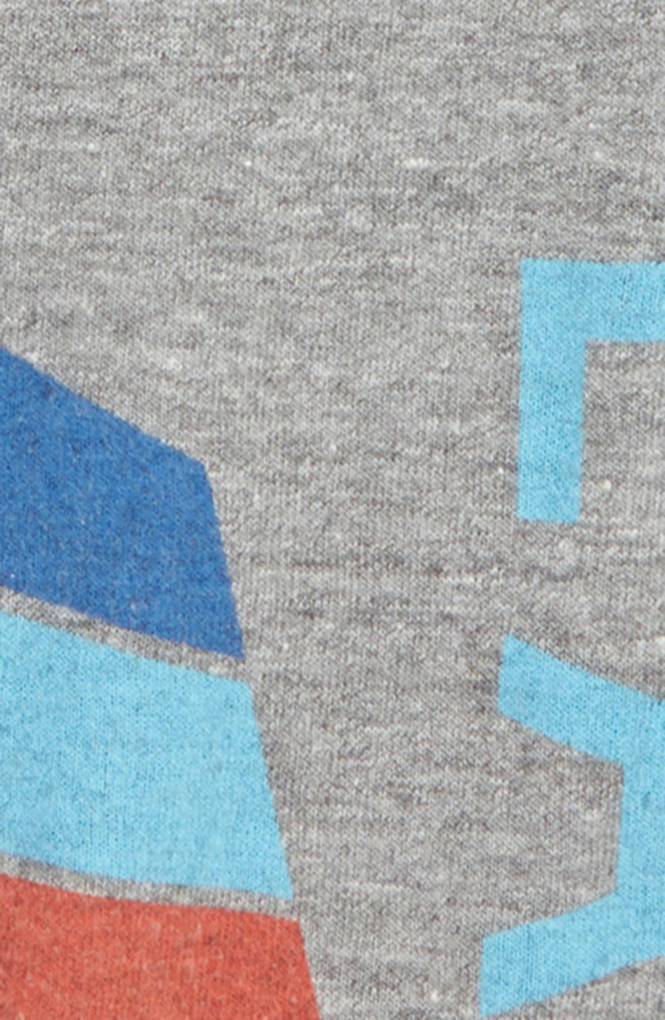 Peace Graphic T-Shirt,                             Alternate thumbnail 2, color,                             035