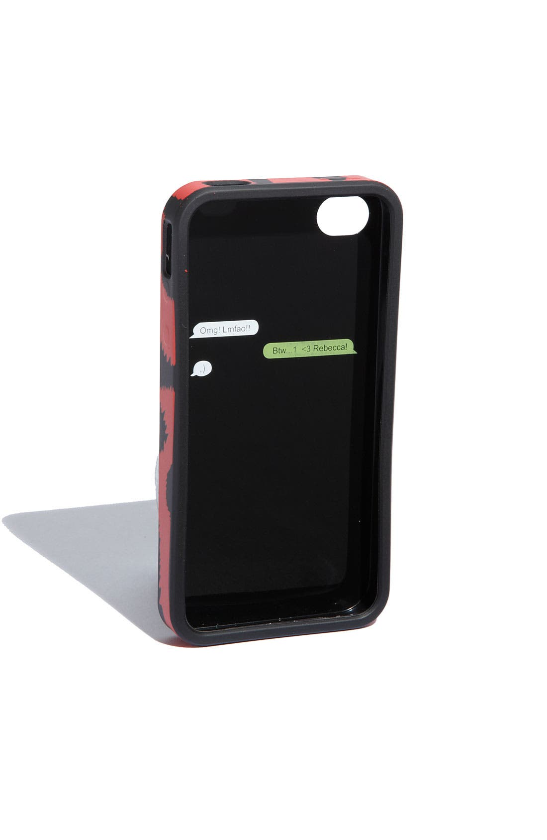 'Cheetah' iPhone 4 & 4S Case,                             Alternate thumbnail 2, color,                             600