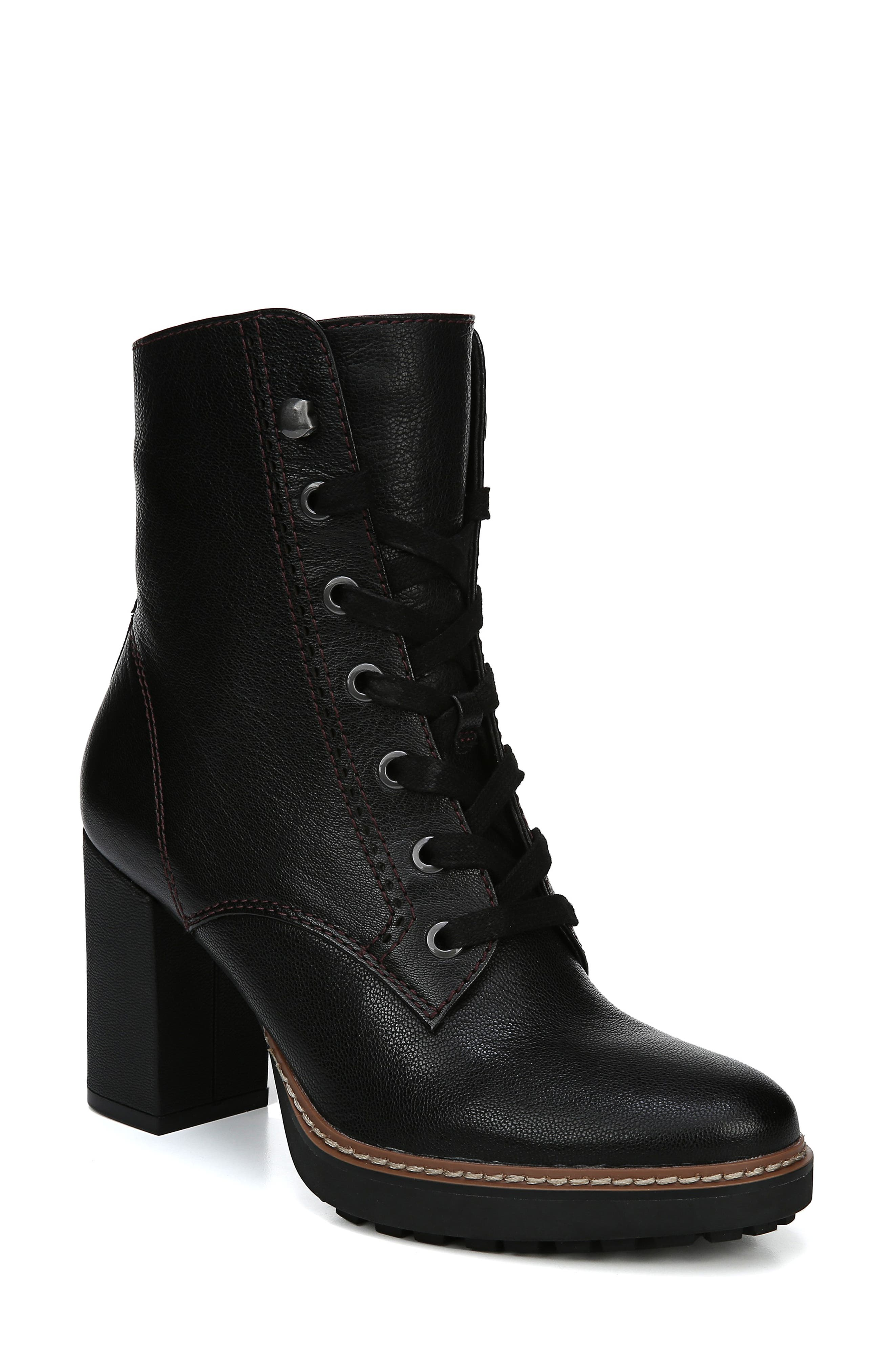 Naturalizer Callie Lace-Up Boot