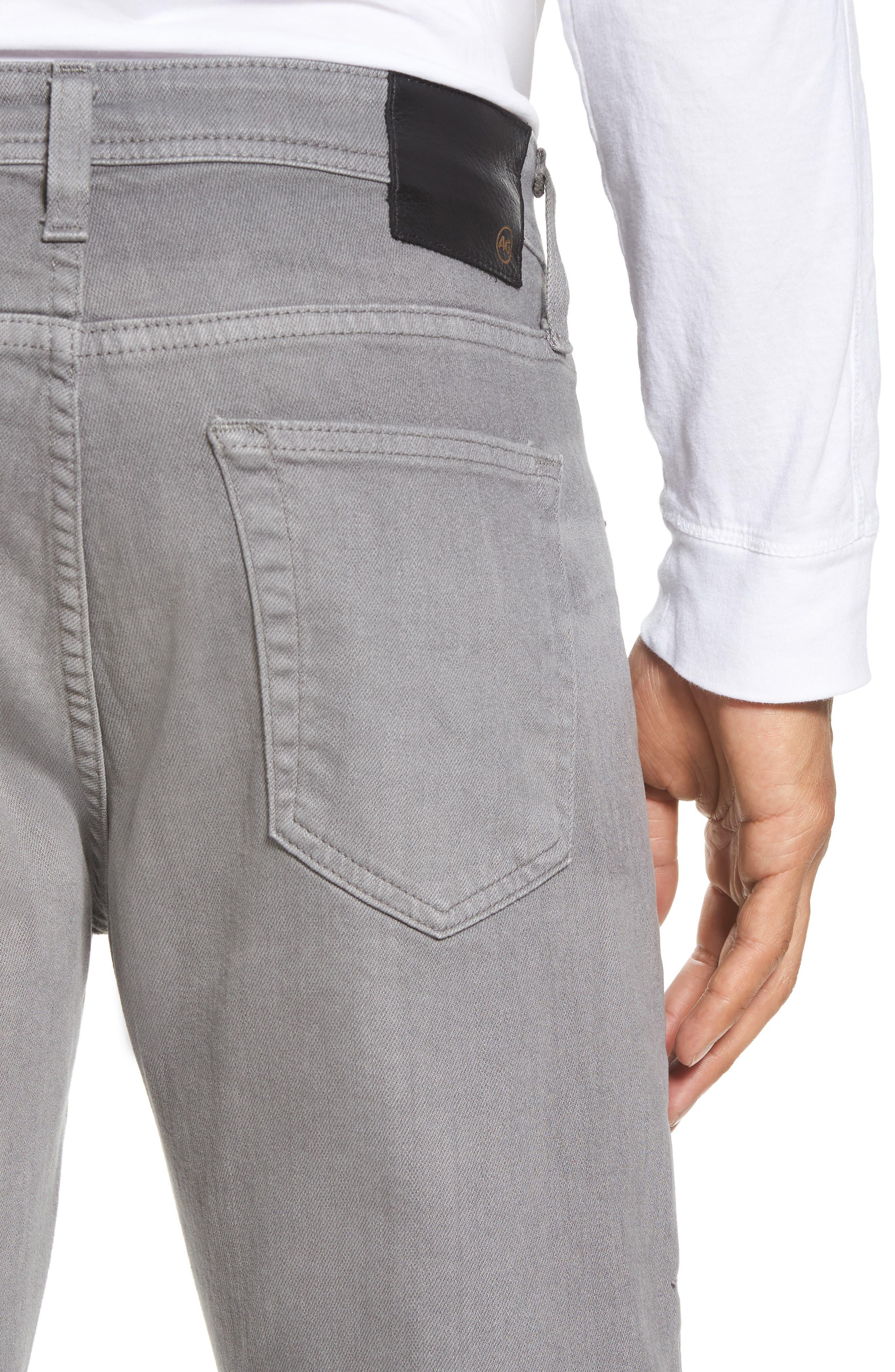 Tellis Modern Slim Twill Pants,                             Alternate thumbnail 8, color,