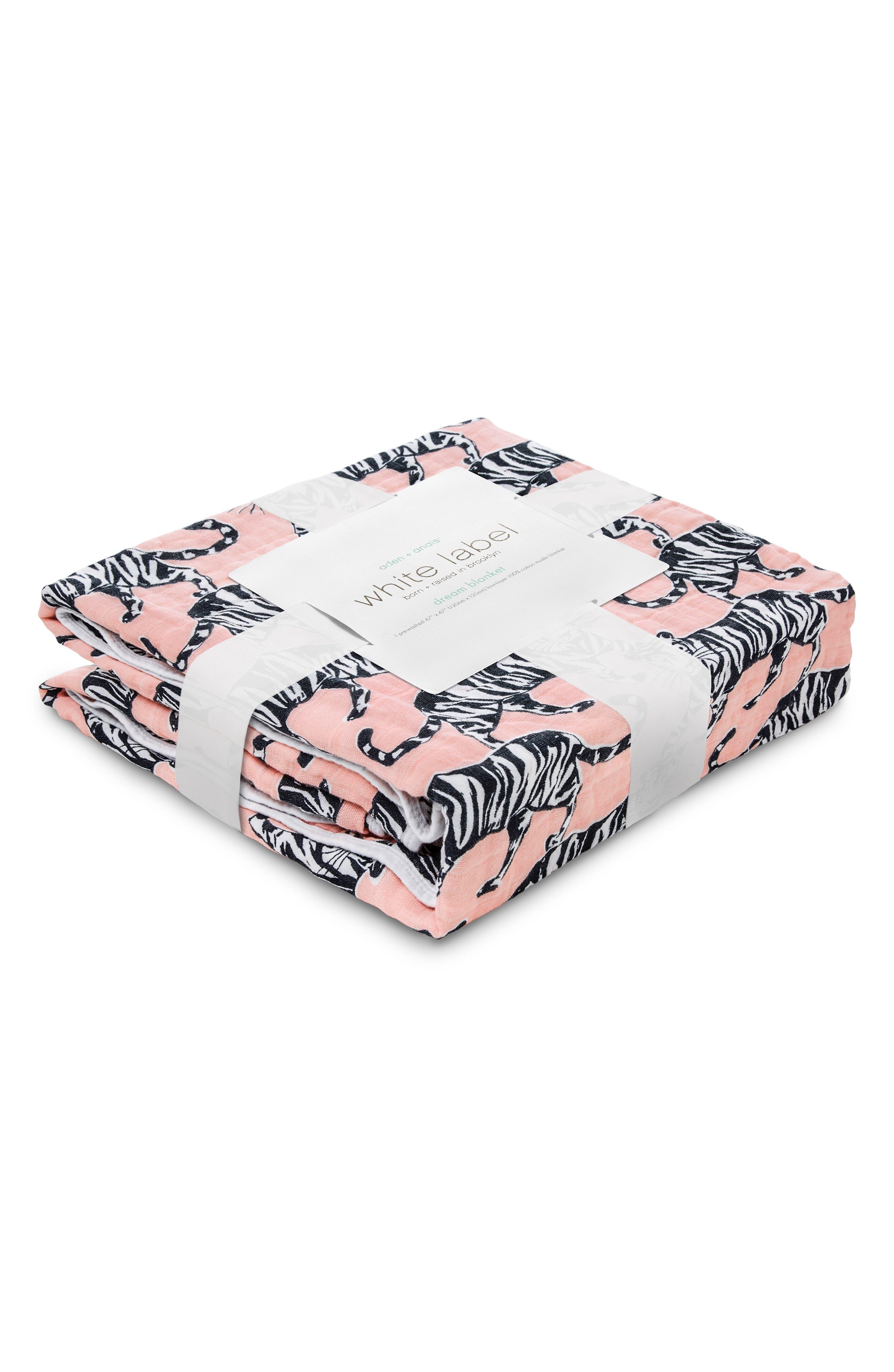 ADEN + ANAIS,                             White Label Pacific Paradise Classic Dream Blanket<sup>™</sup>,                             Alternate thumbnail 2, color,                             PACIFIC PARADISE