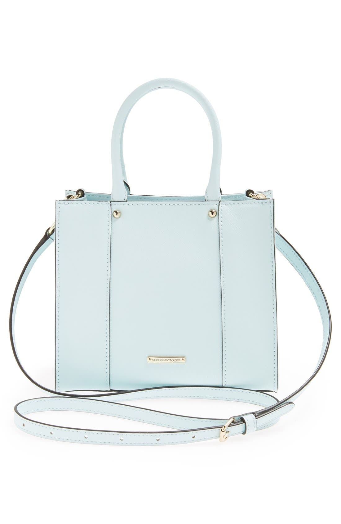 'Mini MAB Tote' Crossbody Bag,                             Alternate thumbnail 111, color,