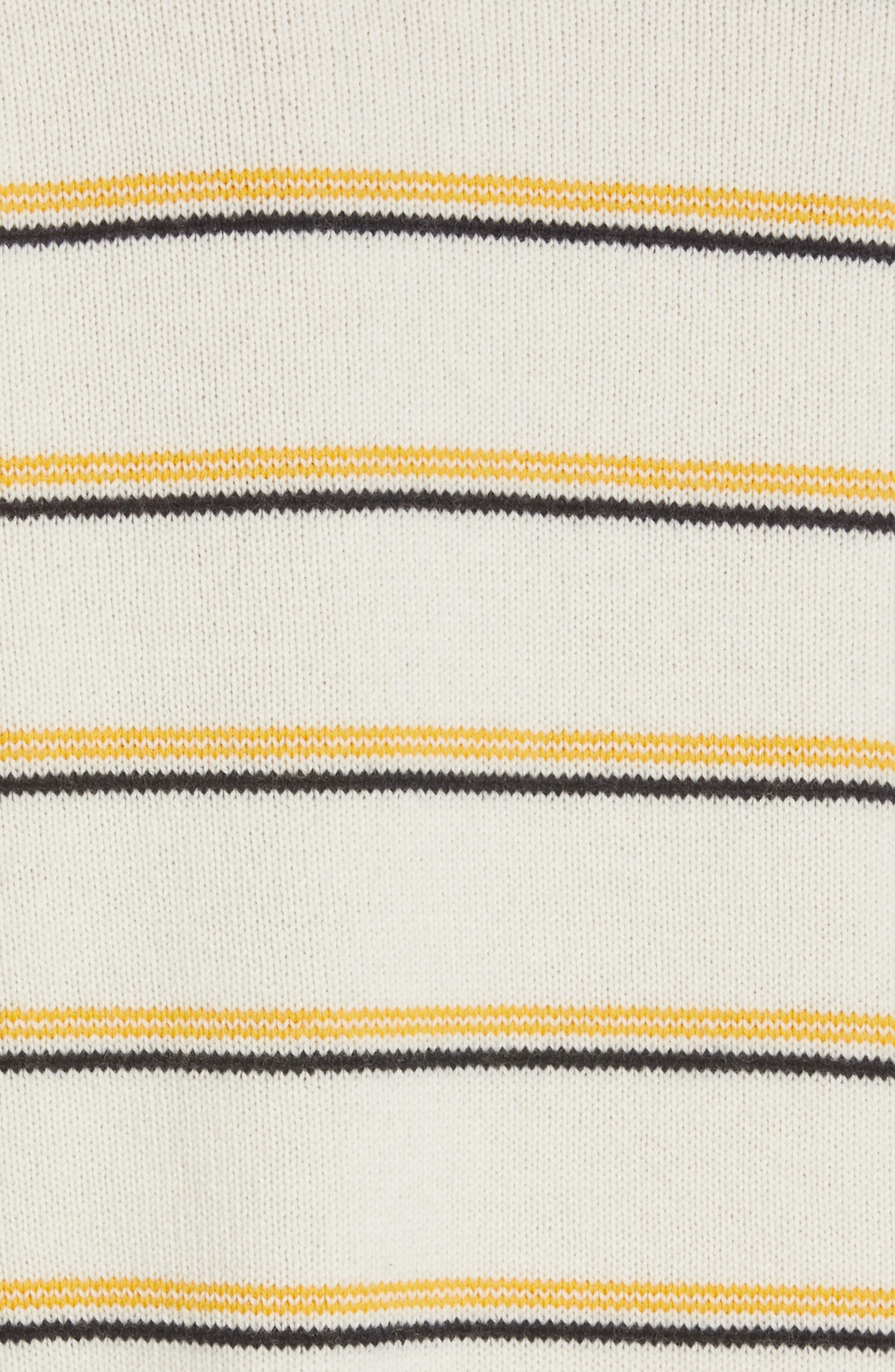 Duru Wool & Cashmere Sweater,                             Alternate thumbnail 5, color,                             NATURE WHITE MULTI