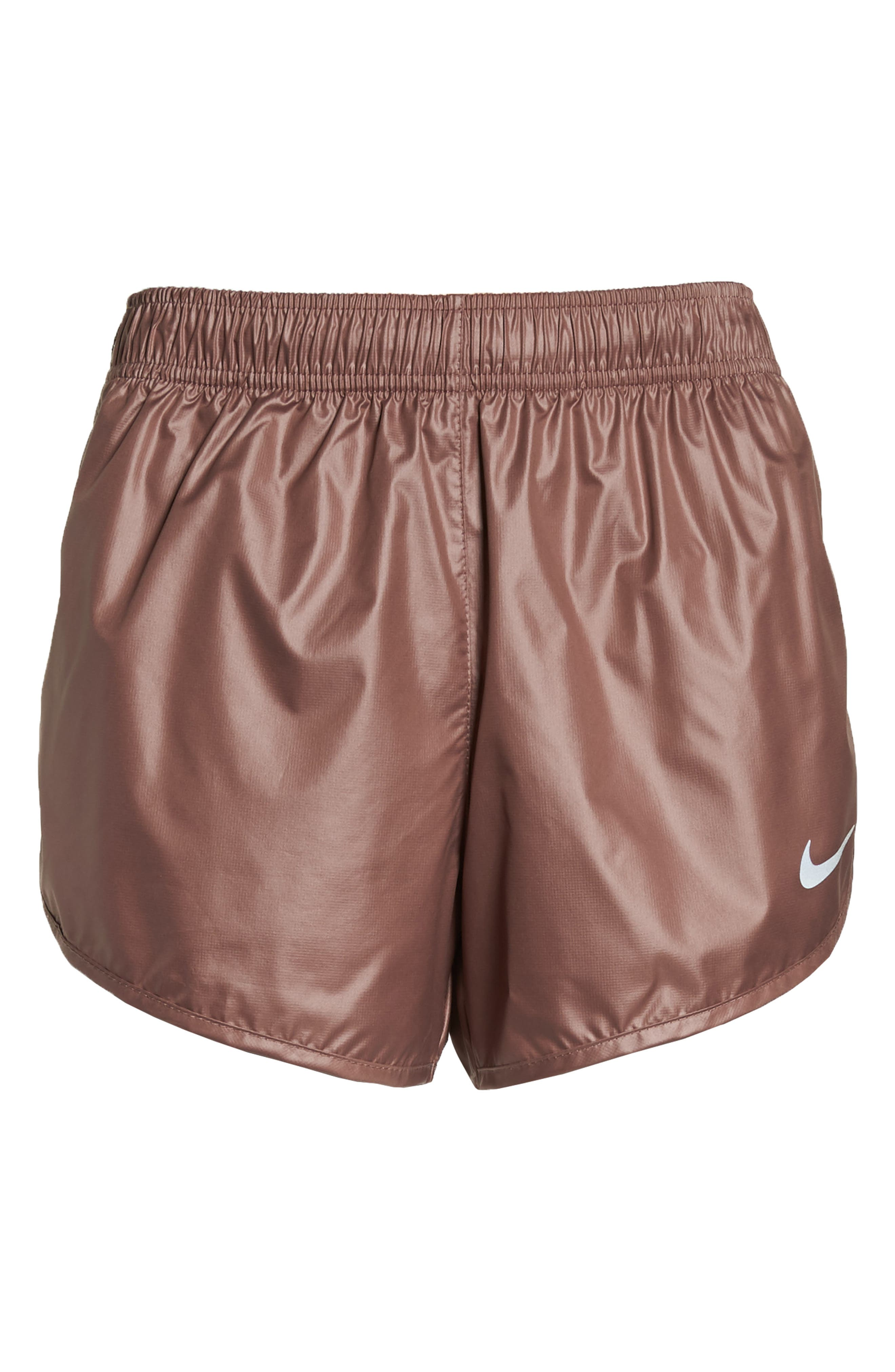 Tempo Running Shorts,                             Alternate thumbnail 7, color,                             SMOKEY MAUVE